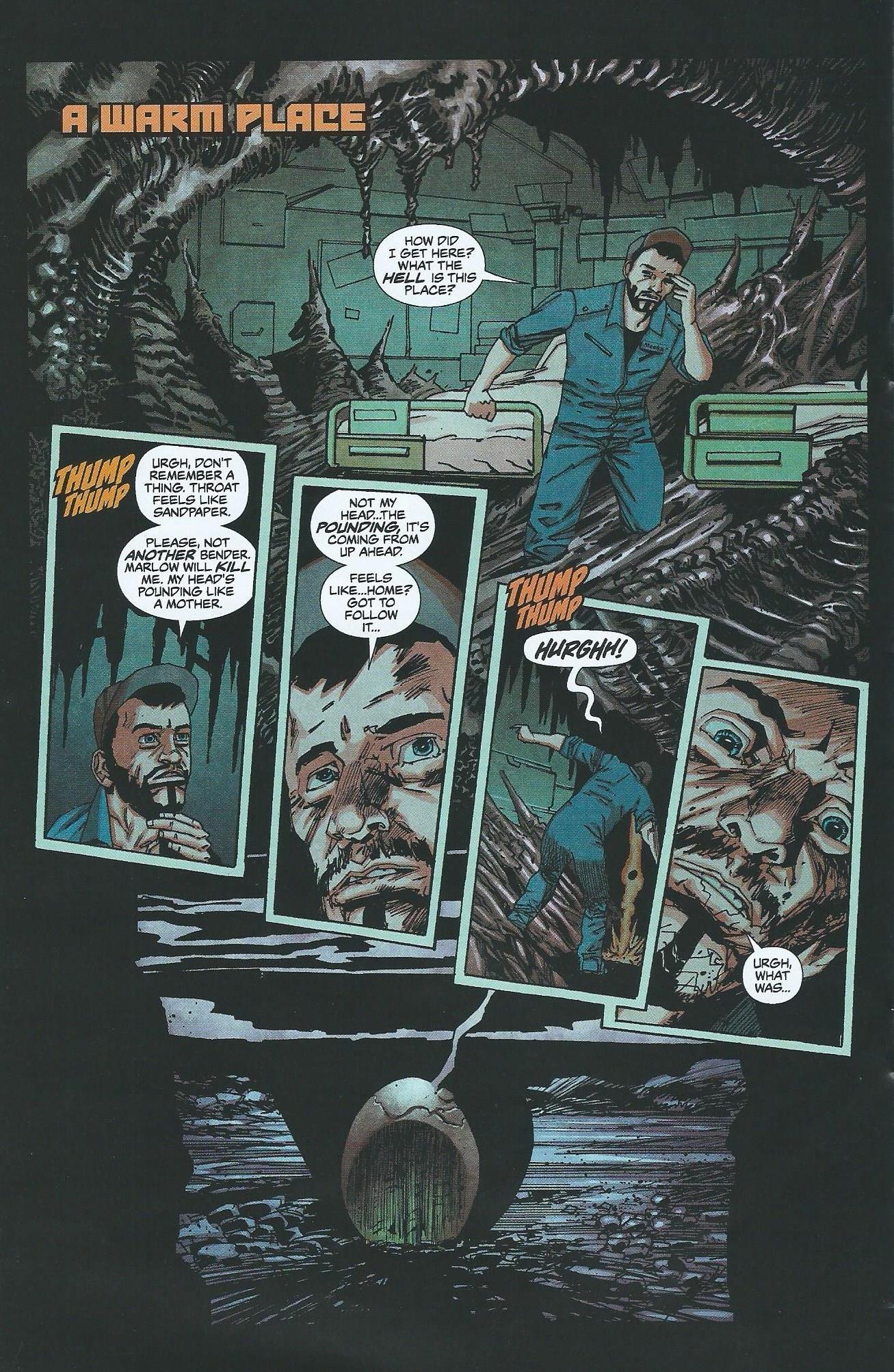 Read online Alien: Isolation comic -  Issue # Full - 15