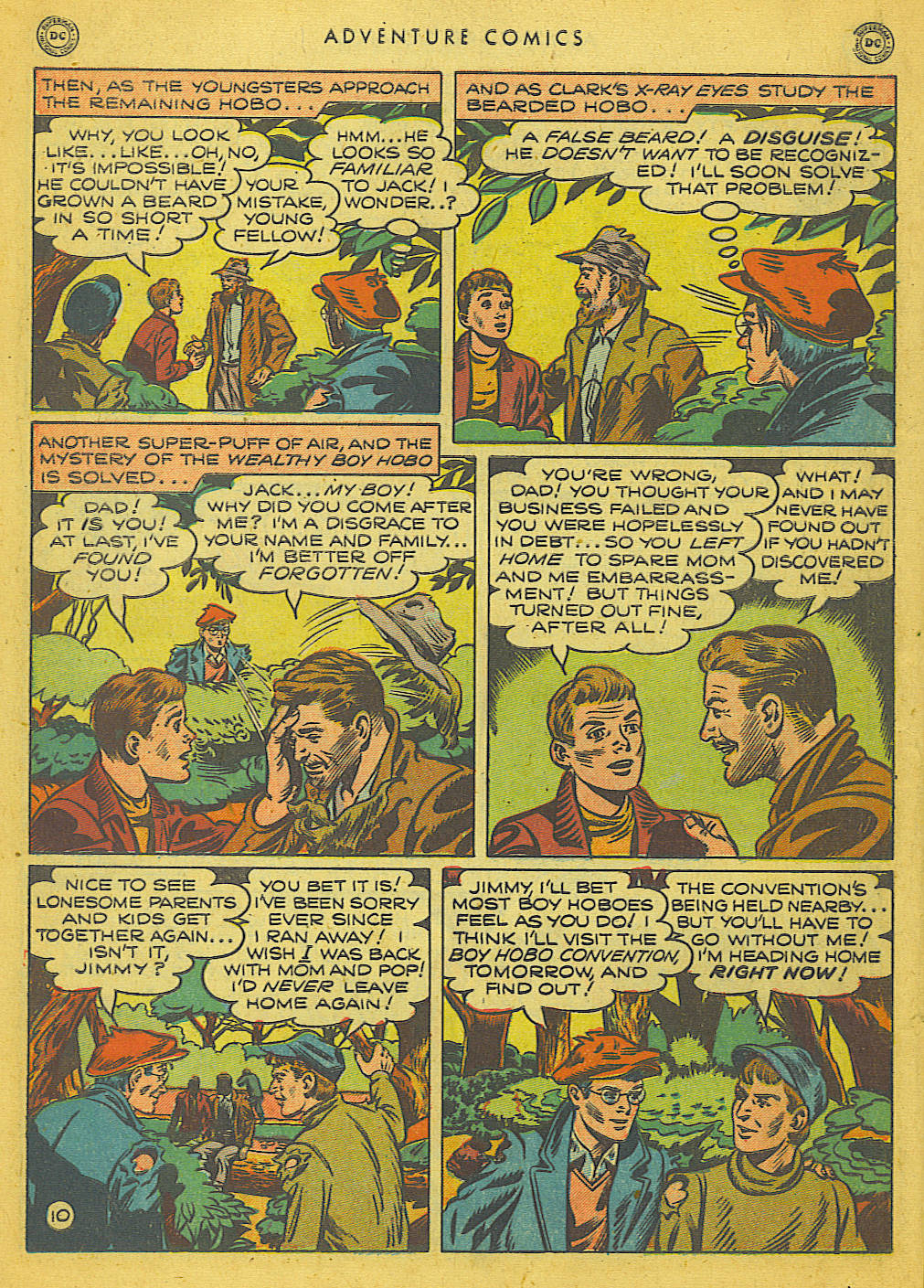 Read online Adventure Comics (1938) comic -  Issue #153 - 11