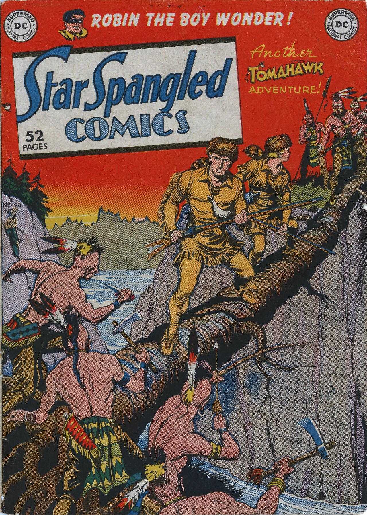Star Spangled Comics (1941) 98 Page 1