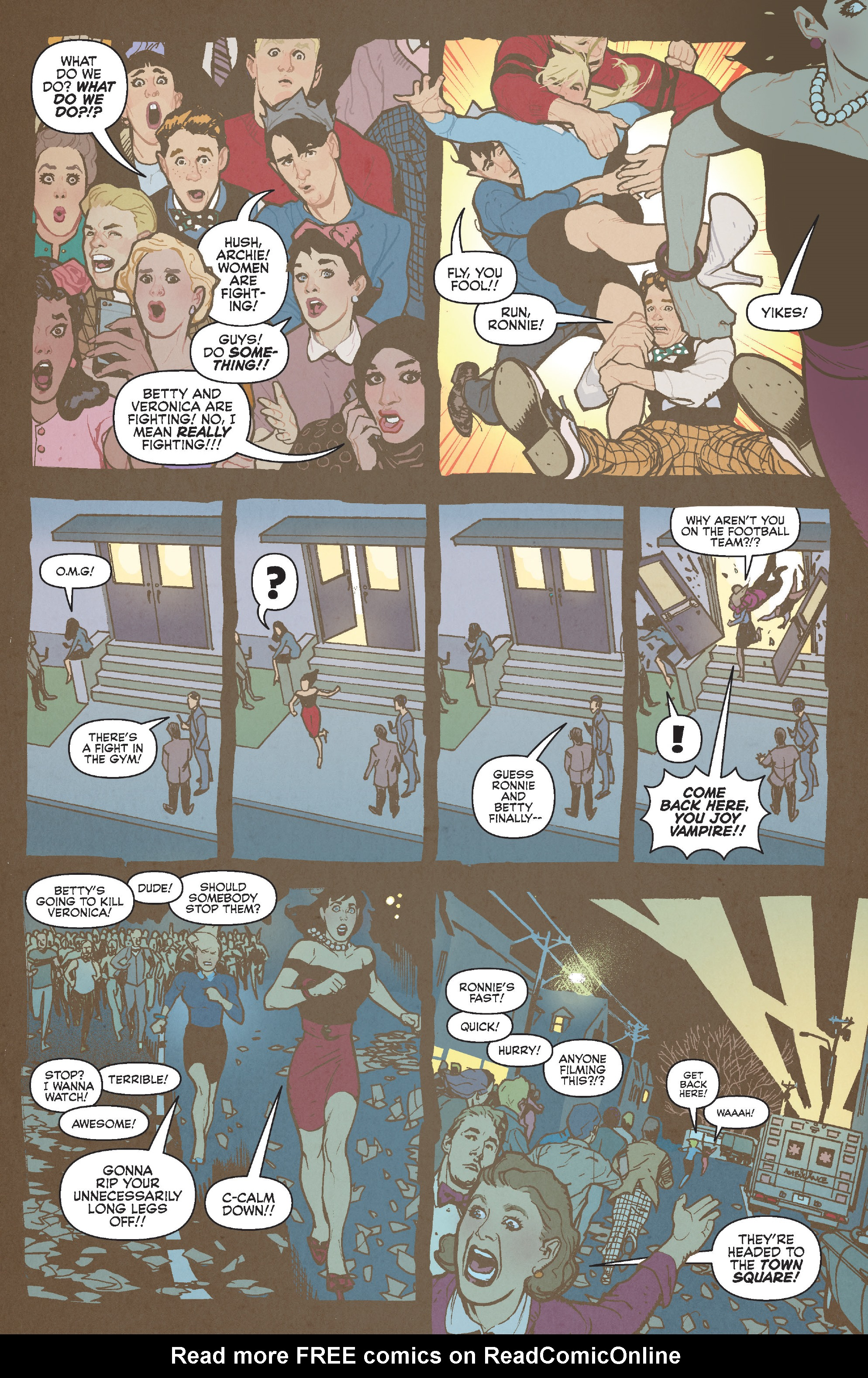 Read online Betty and Veronica (2016) comic -  Issue #3 - 14