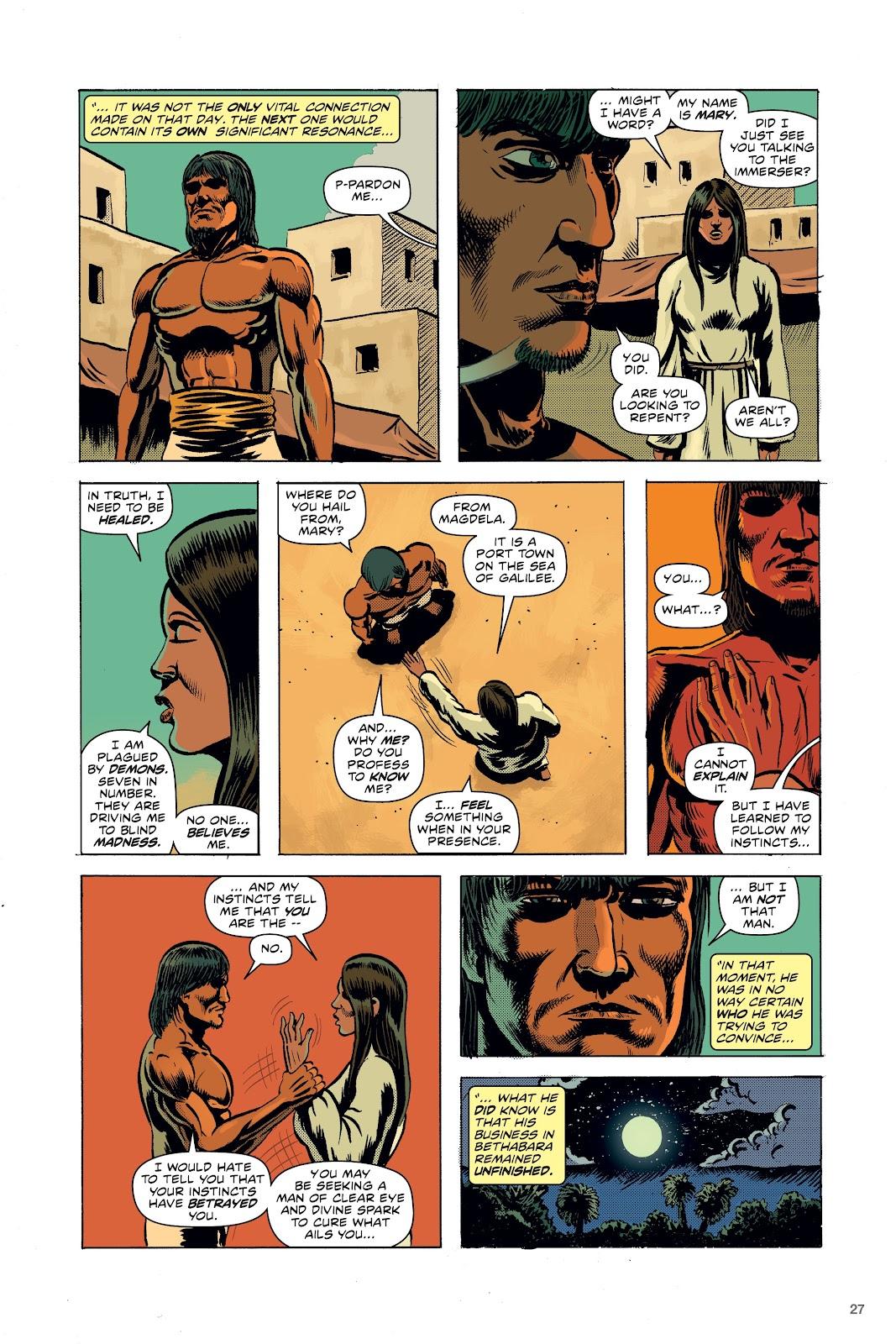 Read online Jesusfreak comic -  Issue # Full - 23