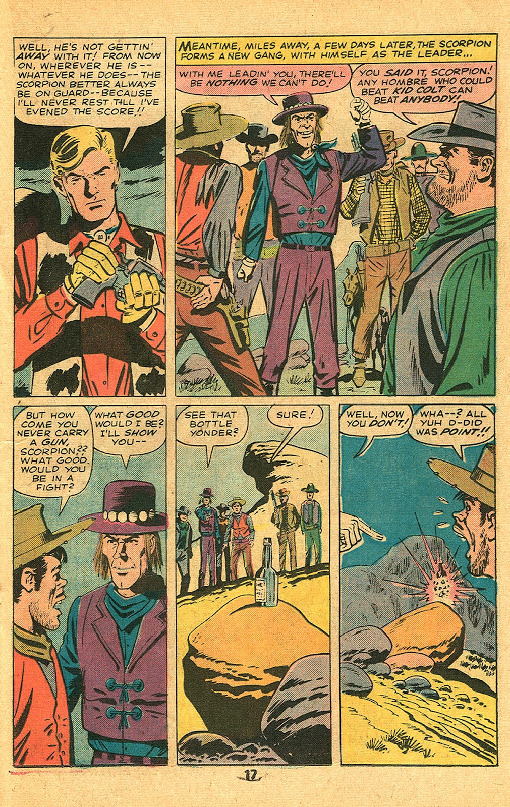 Kid Colt Outlaw issue 193 - Page 19