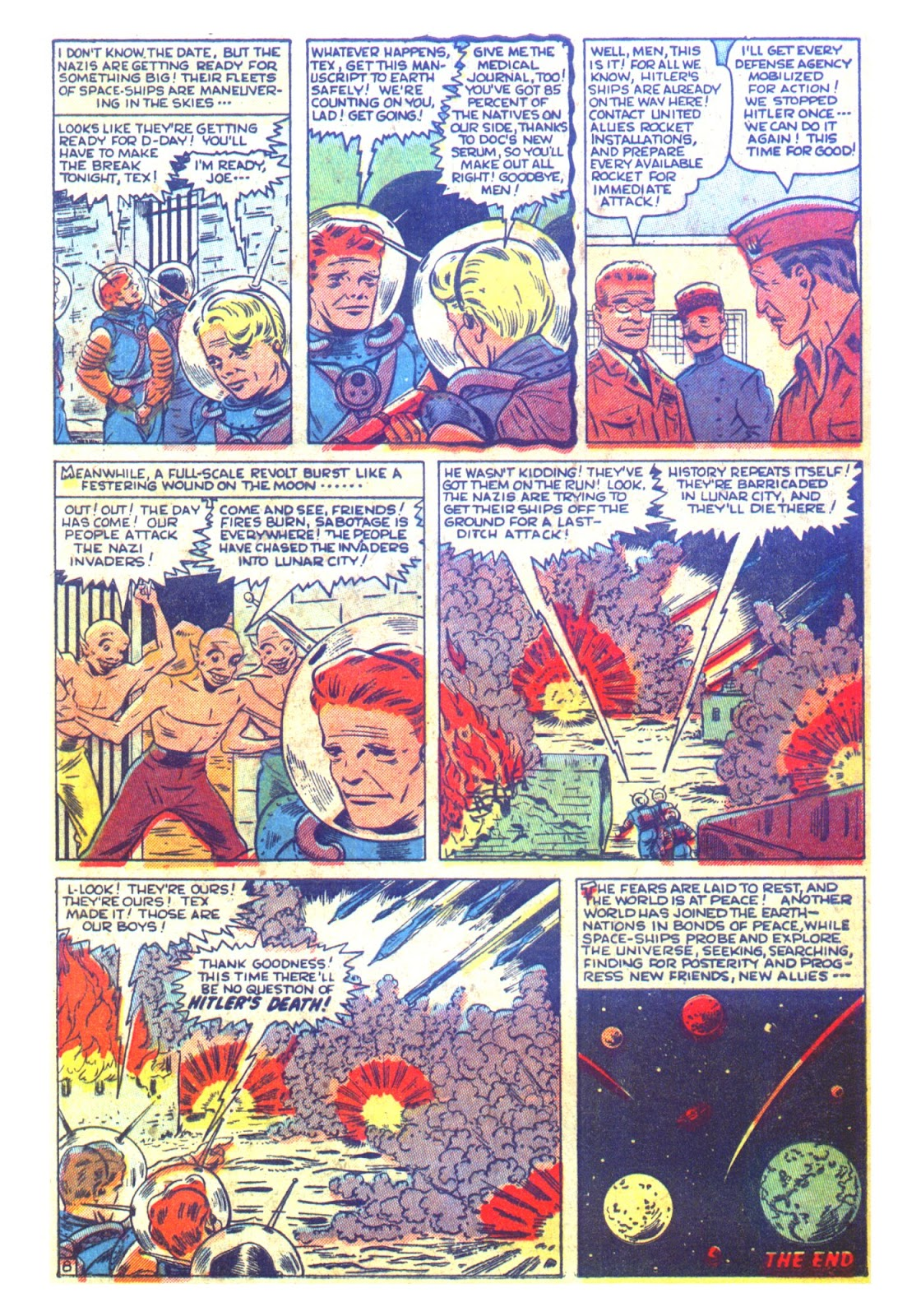 Journey Into Unknown Worlds (1950) issue 37 - Page 32