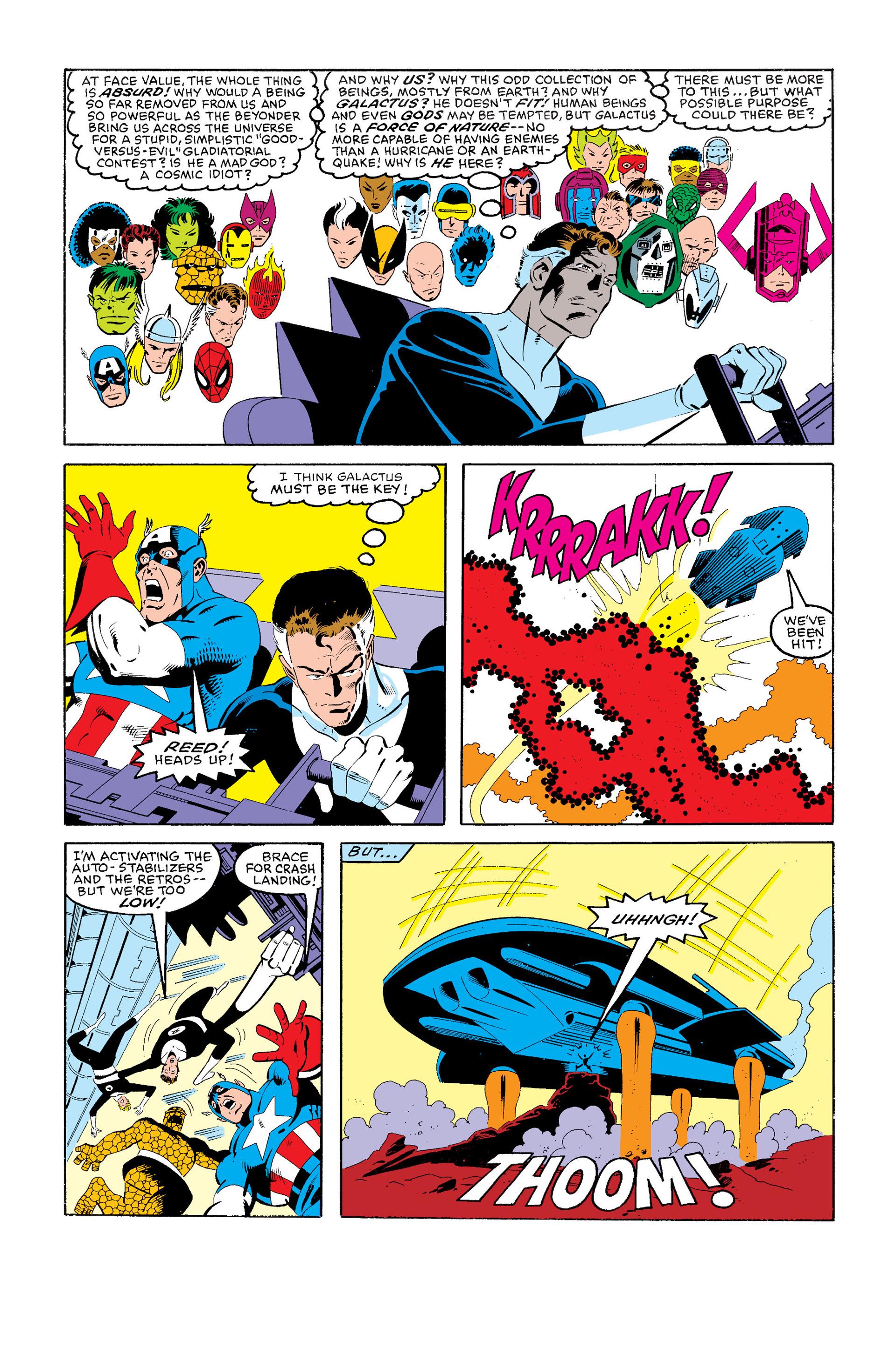 Read online Secret Wars (1985) comic -  Issue #9 - 10
