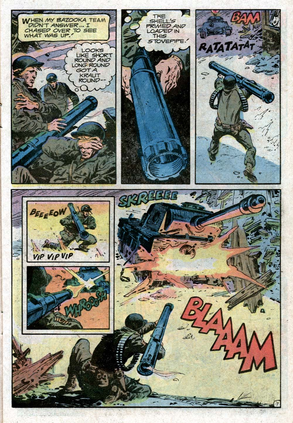 Read online Sgt. Rock comic -  Issue #352 - 10