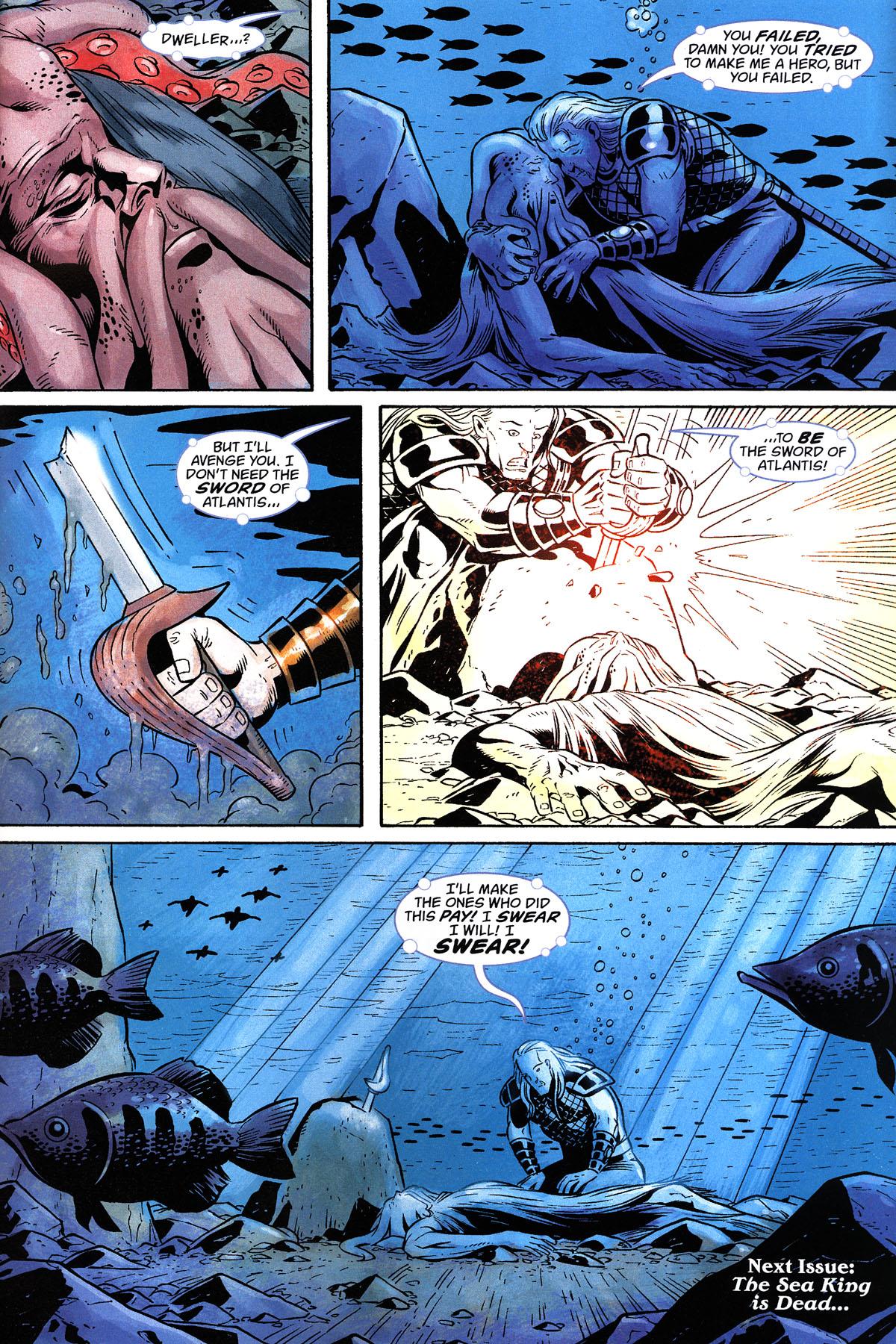 Read online Aquaman: Sword of Atlantis comic -  Issue #50 - 38