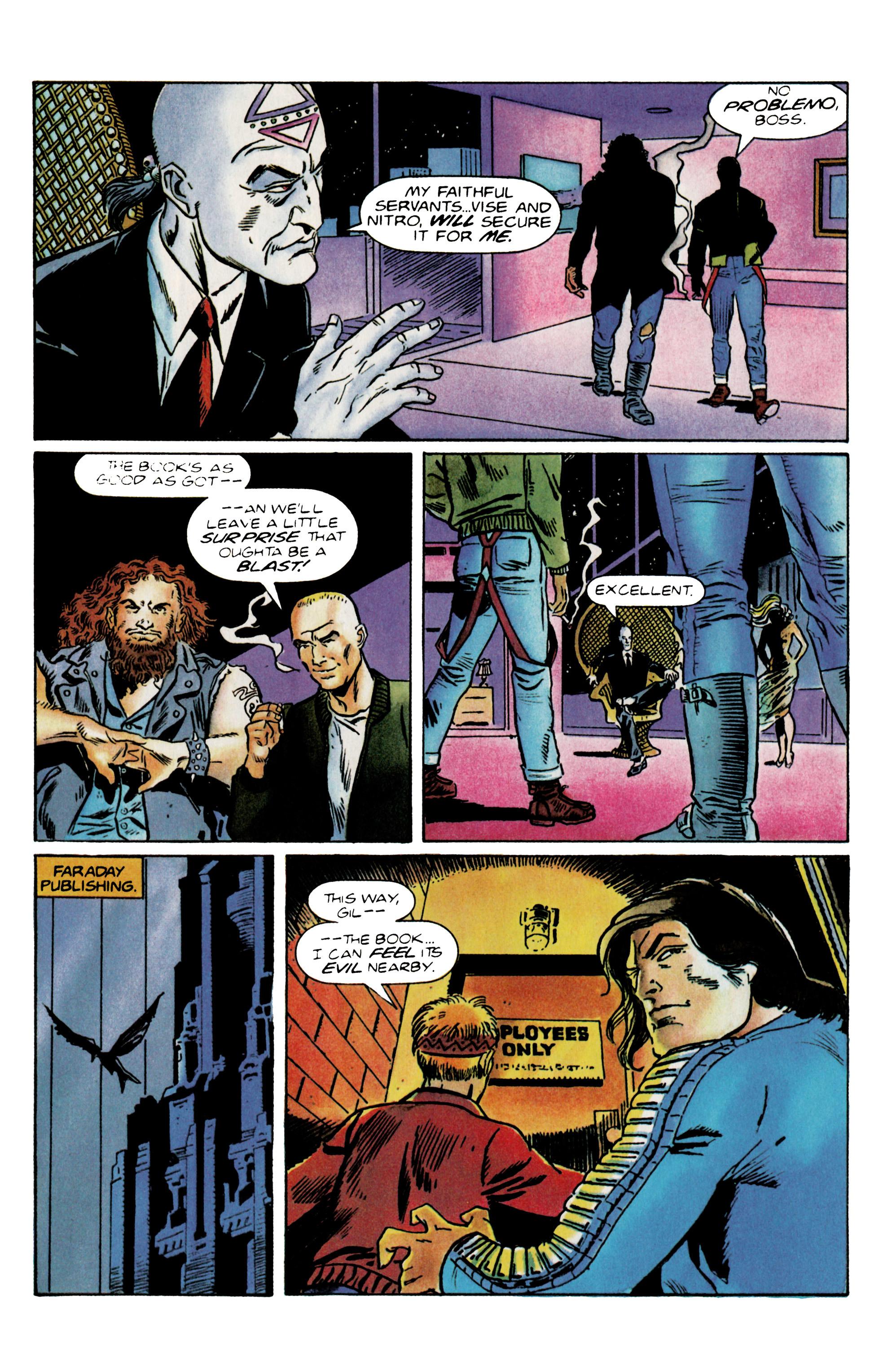 Read online Eternal Warrior (1992) comic -  Issue #22 - 13