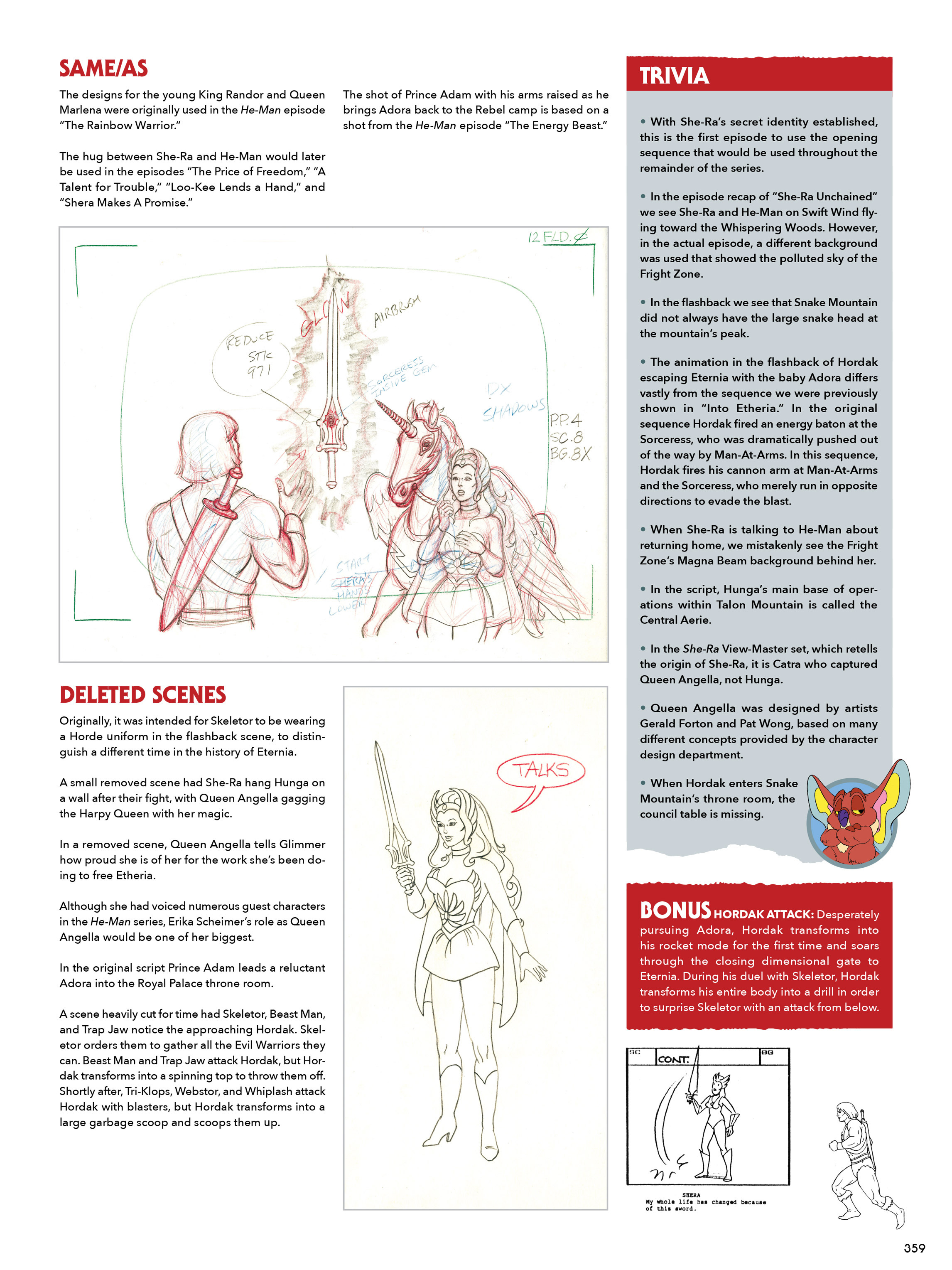 Read online He-Man and She-Ra: A Complete Guide to the Classic Animated Adventures comic -  Issue # TPB (Part 2) - 160