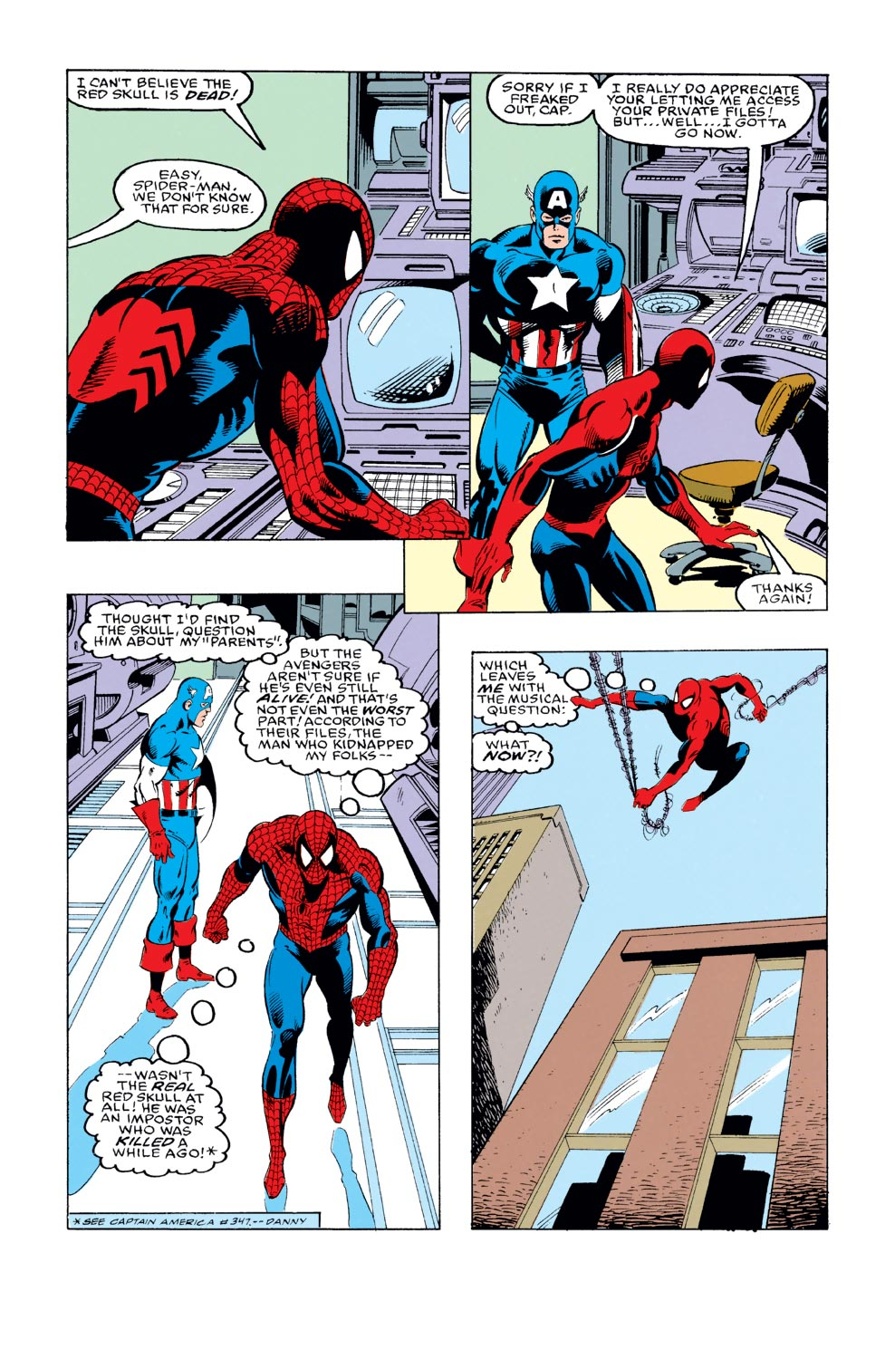 The Amazing Spider-Man (1963) 366 Page 9