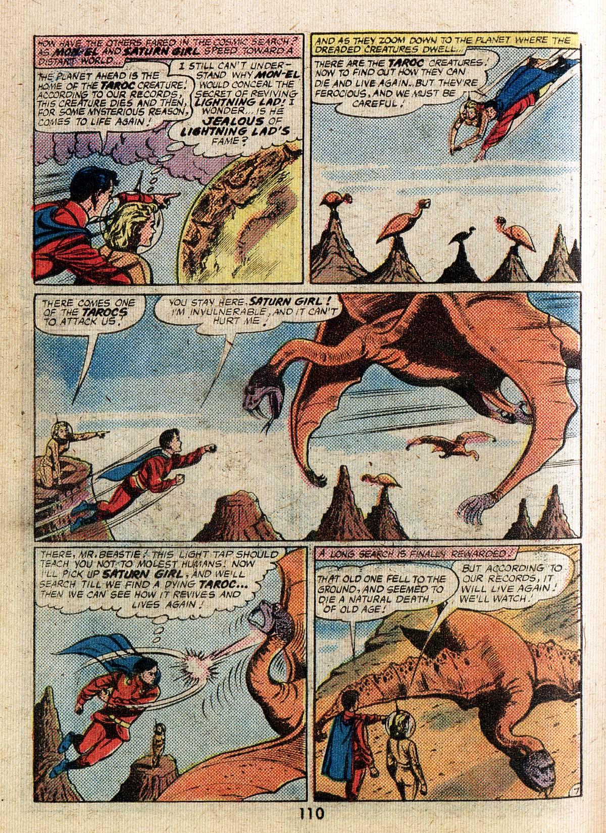 Read online Adventure Comics (1938) comic -  Issue #500 - 110