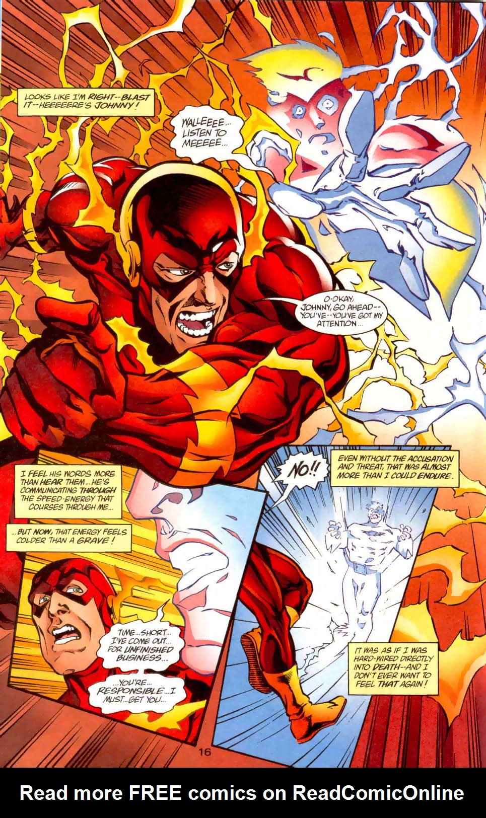 Read online The Flash (1987) comic -  Issue # _Annual 11 - 17