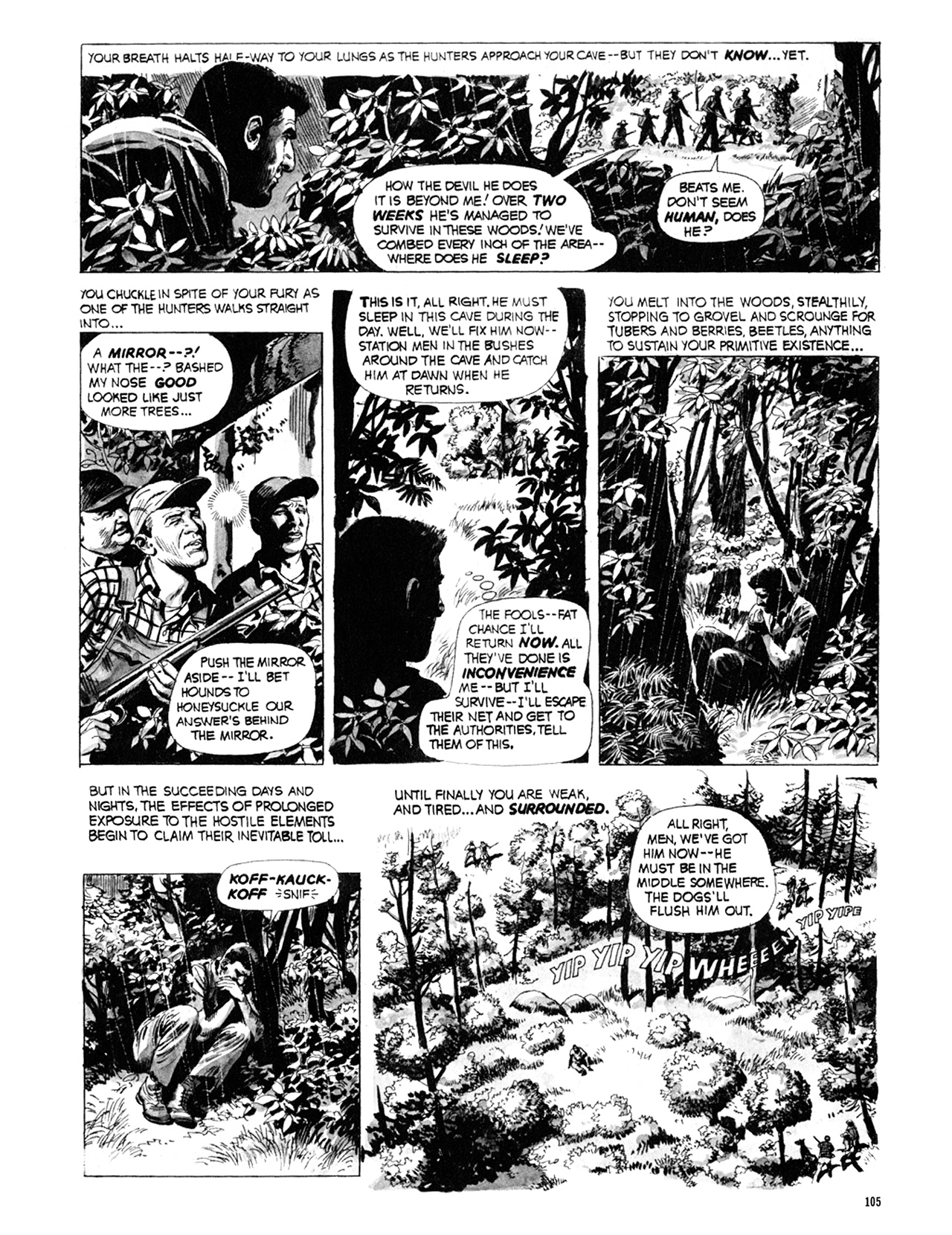 Read online Eerie Archives comic -  Issue # TPB 9 - 106
