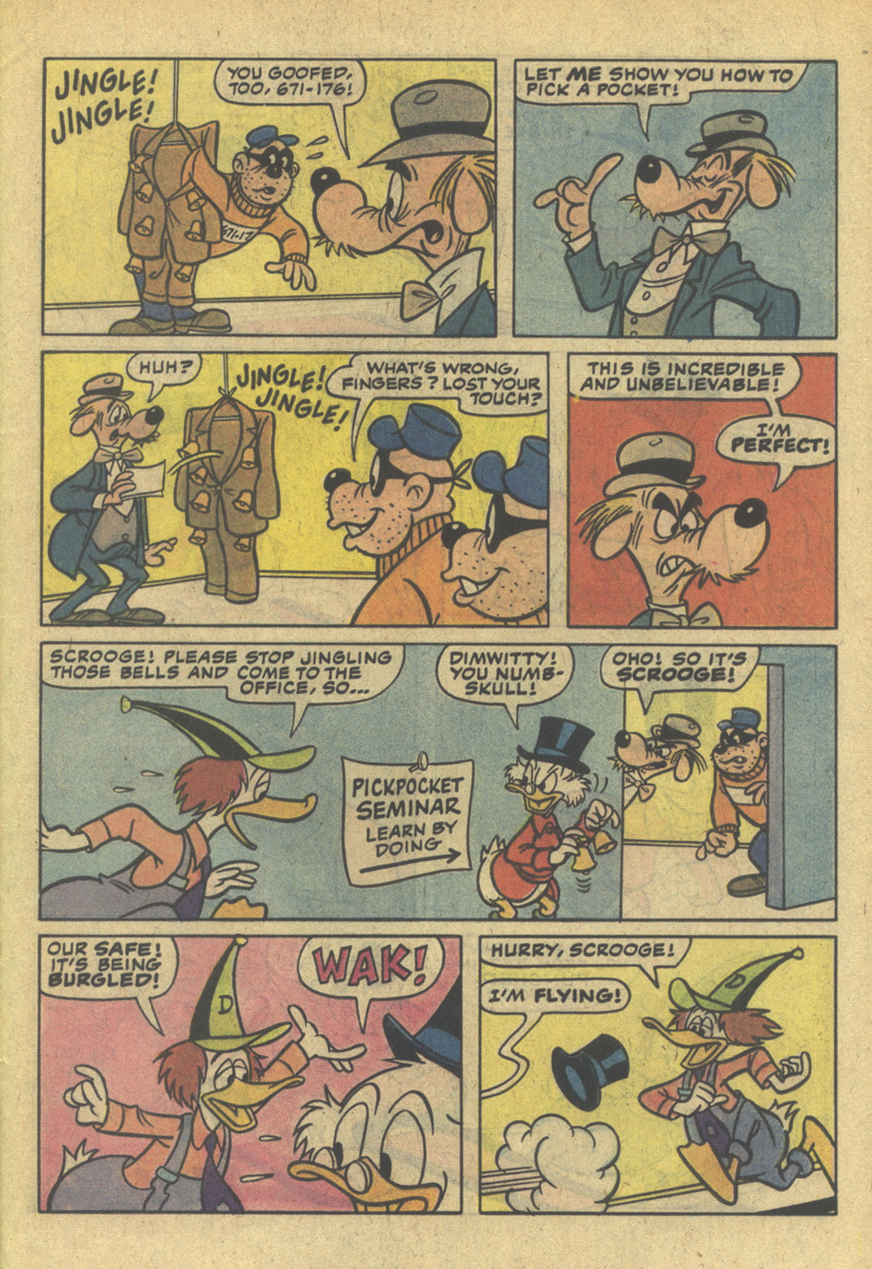 Read online Uncle Scrooge (1953) comic -  Issue #200 - 29