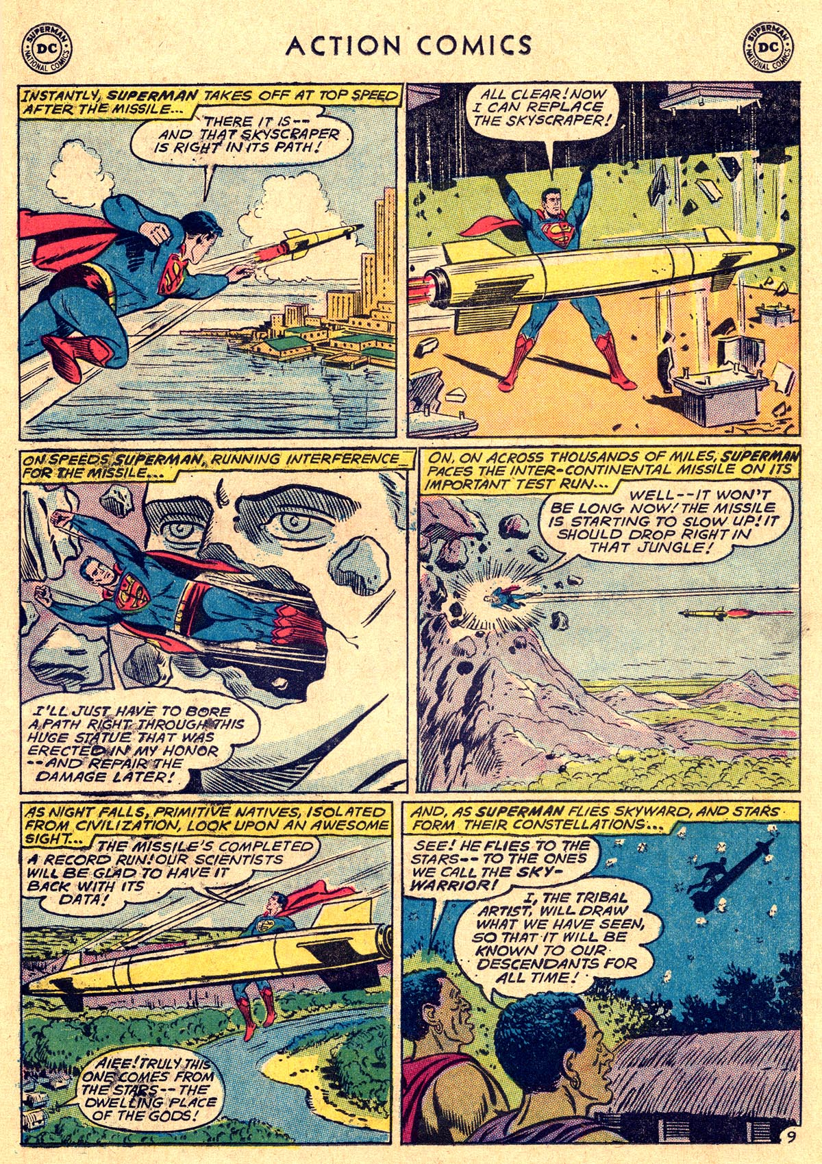 Action Comics (1938) 282 Page 10