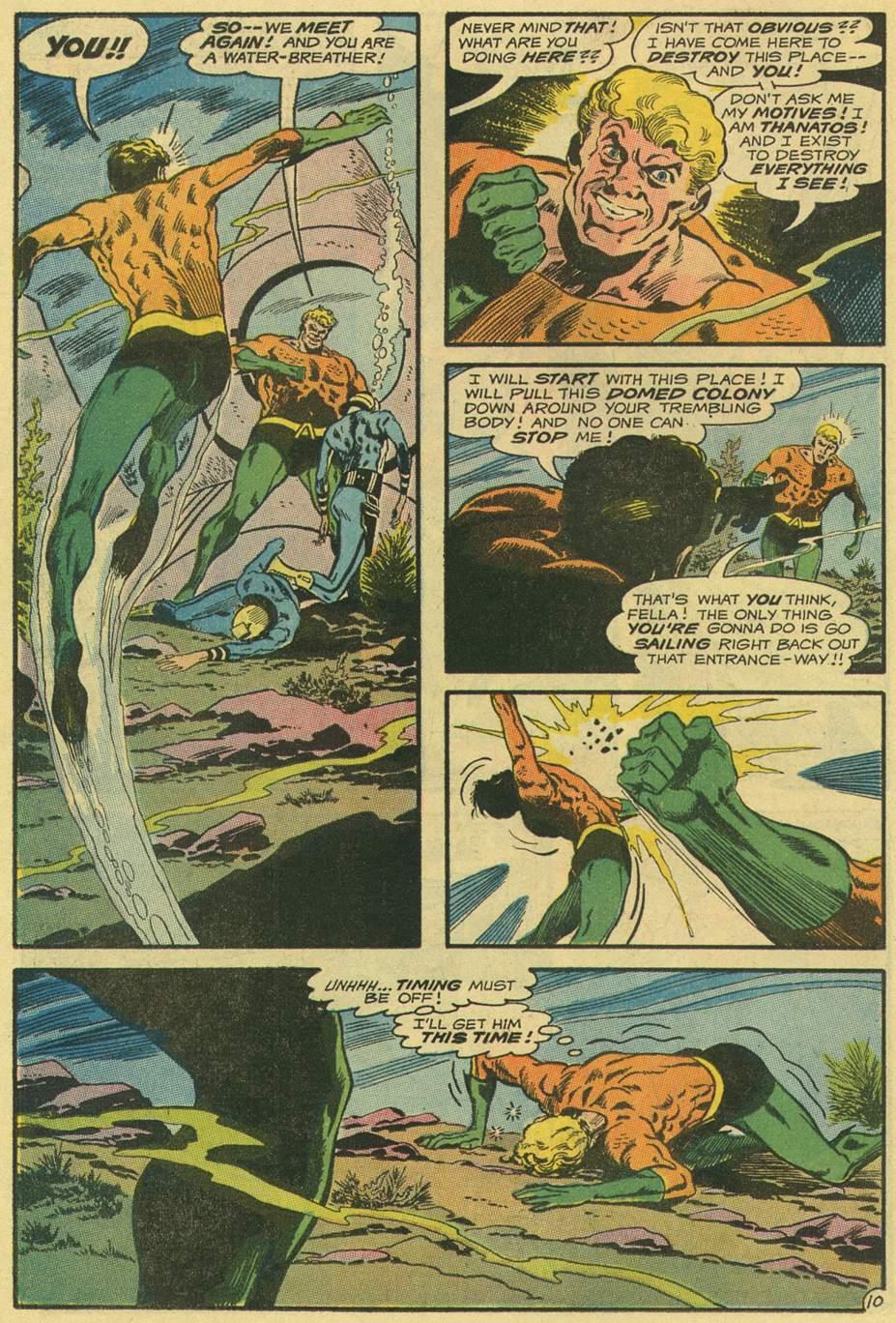 Read online Aquaman (1962) comic -  Issue #54 - 14