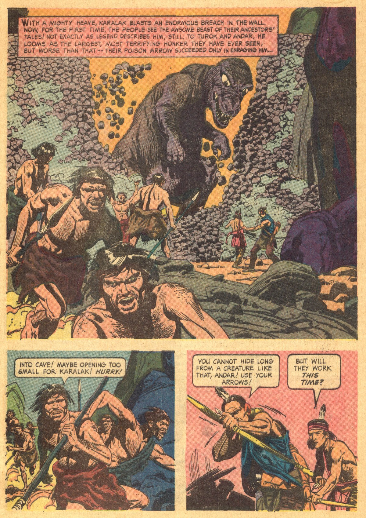 Read online Turok, Son of Stone comic -  Issue #46 - 9