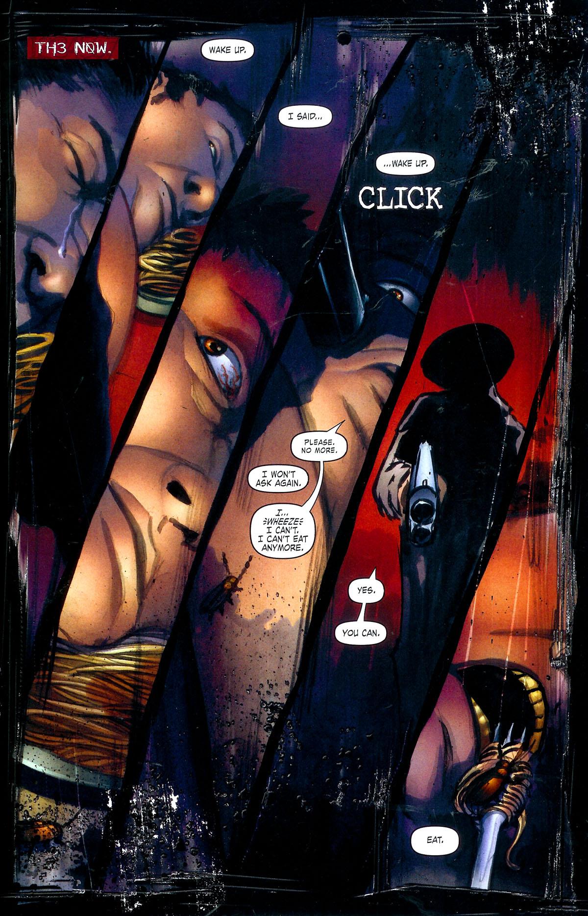 Read online Se7en comic -  Issue #1 - 16