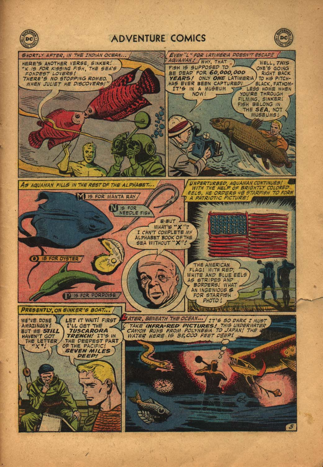 Read online Adventure Comics (1938) comic -  Issue #240 - 31