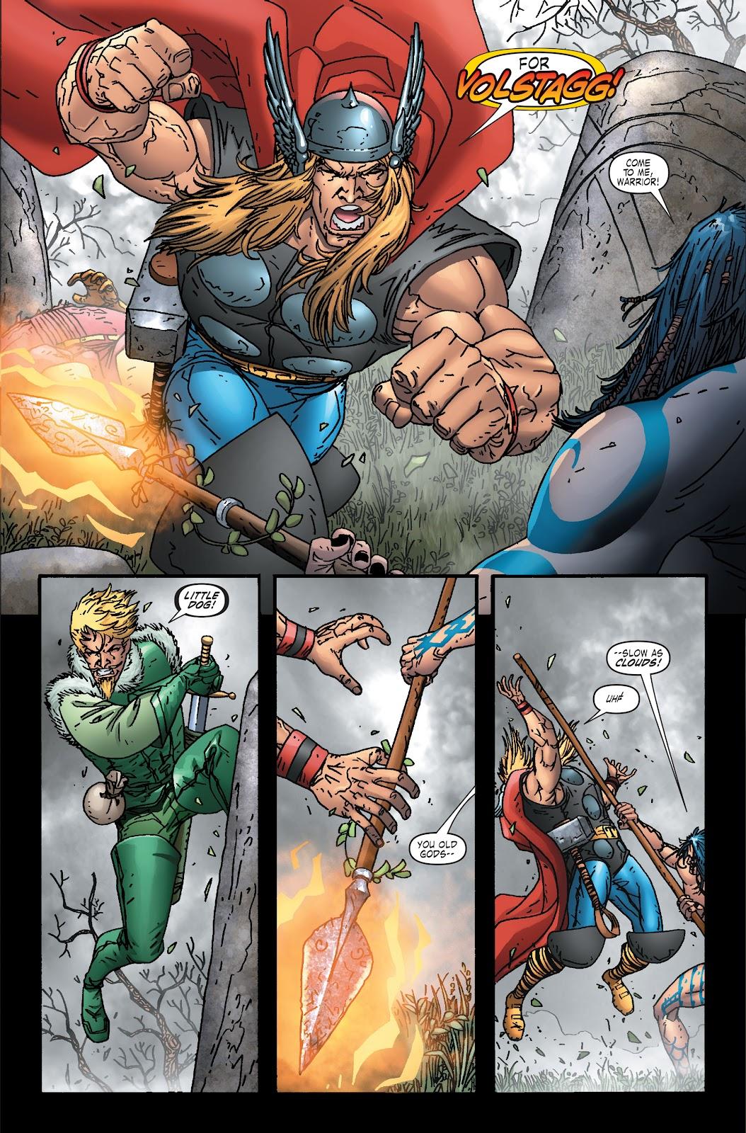 Read online Thor: Ragnaroks comic -  Issue # TPB (Part 1) - 94