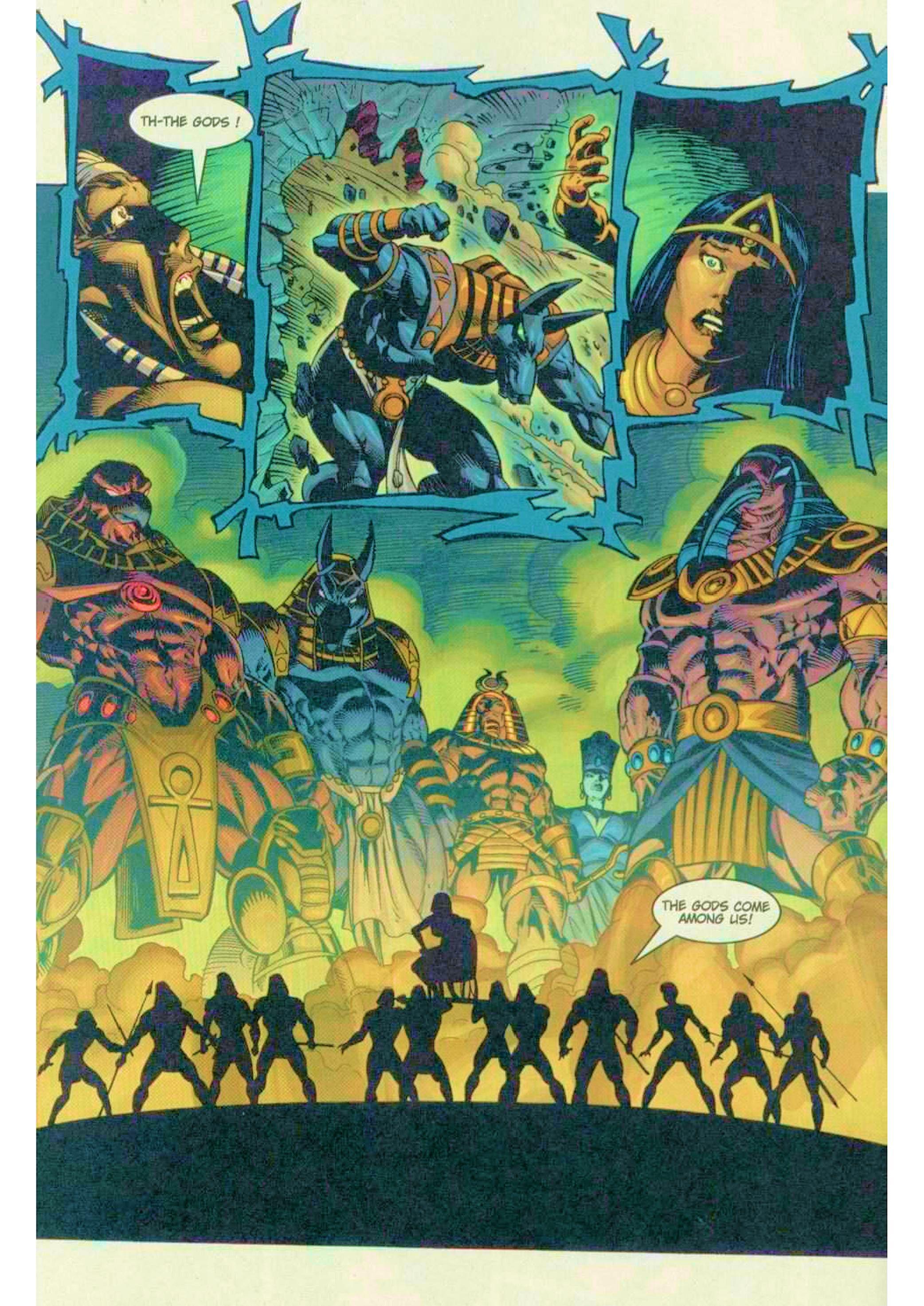 Read online Xena: Warrior Princess (1999) comic -  Issue #6 - 17