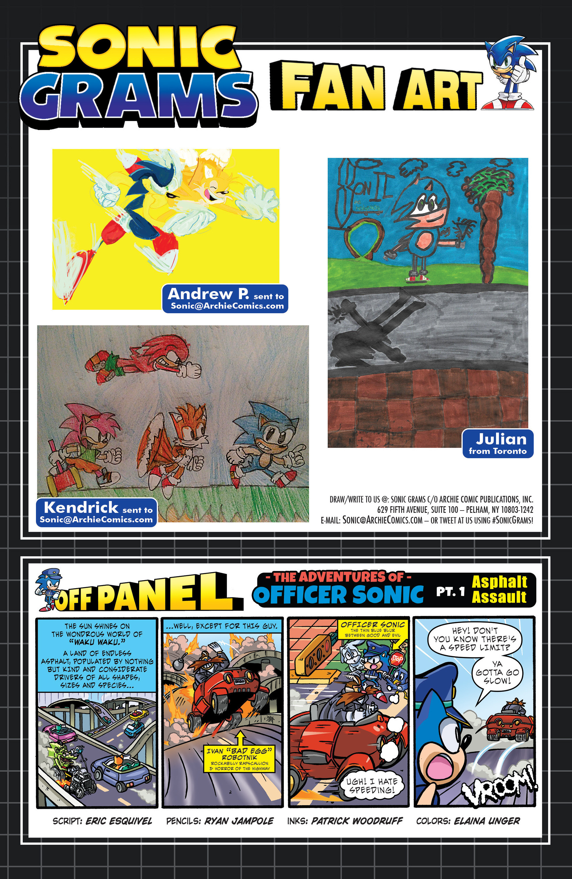 Read online Sonic The Hedgehog comic -  Issue #288 - 24
