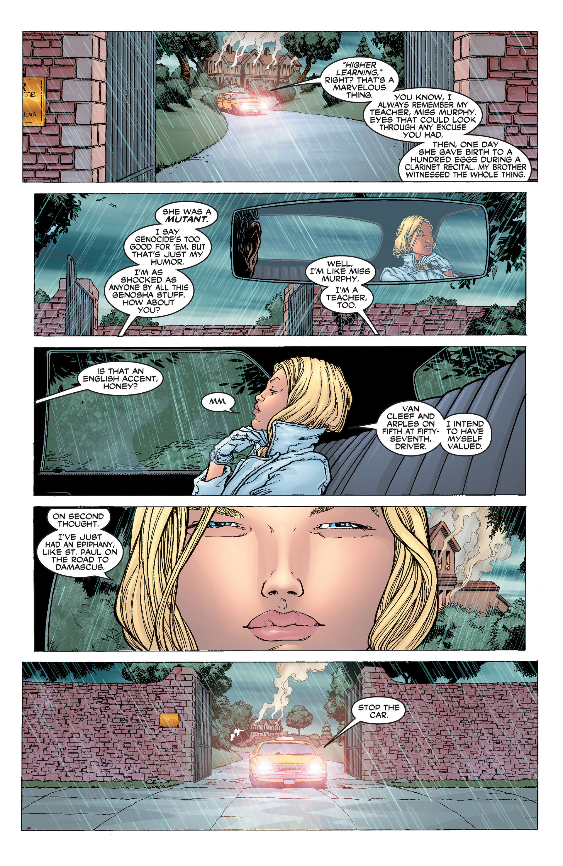 New X-Men #116