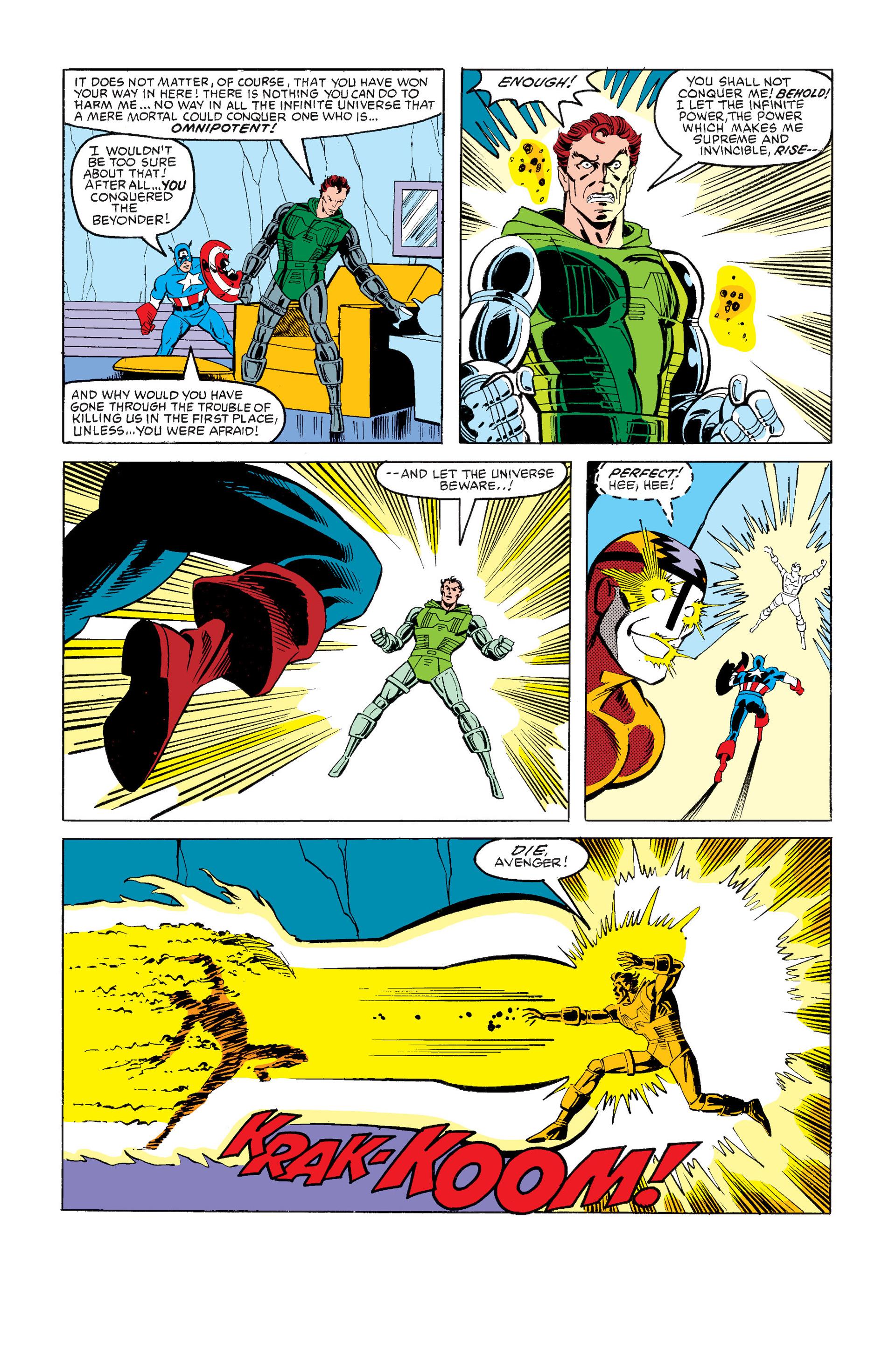 Read online Secret Wars (1985) comic -  Issue #12 - 29