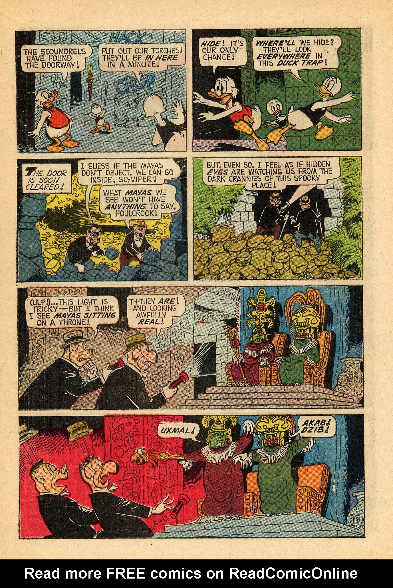 Read online Uncle Scrooge (1953) comic -  Issue #44 - 22