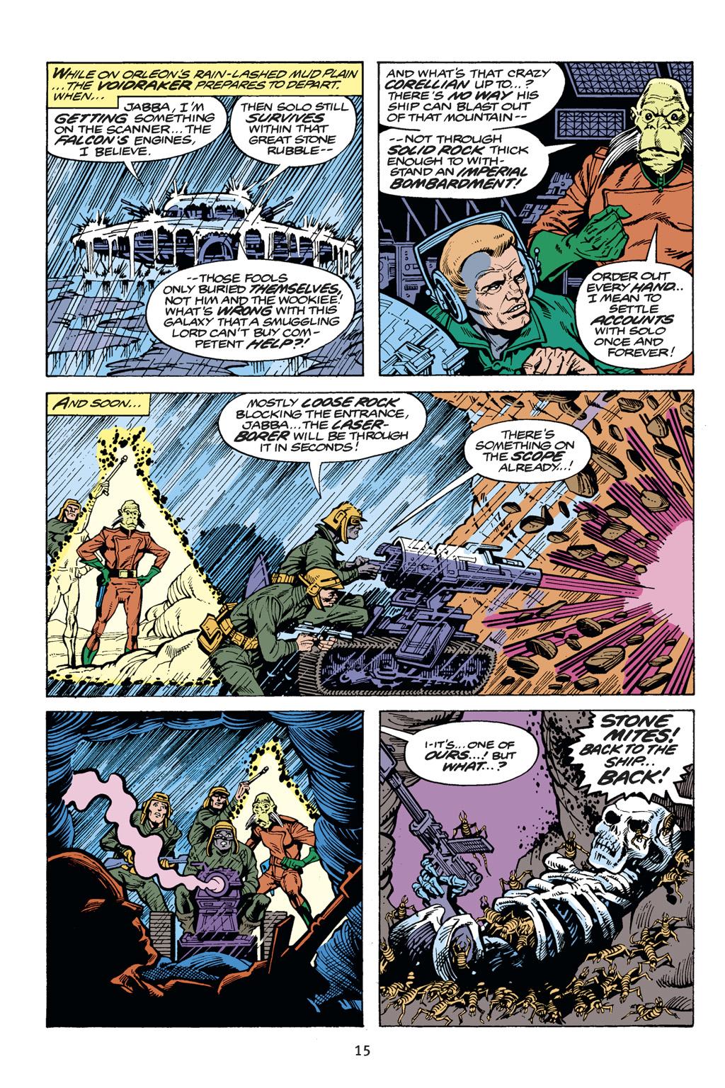 Read online Star Wars Omnibus comic -  Issue # Vol. 14 - 16