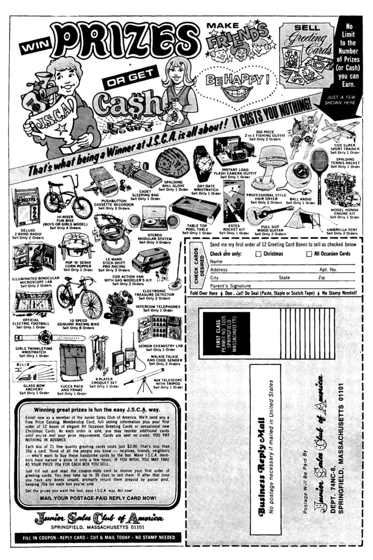 Read online Shazam! (1973) comic -  Issue #15 - 99