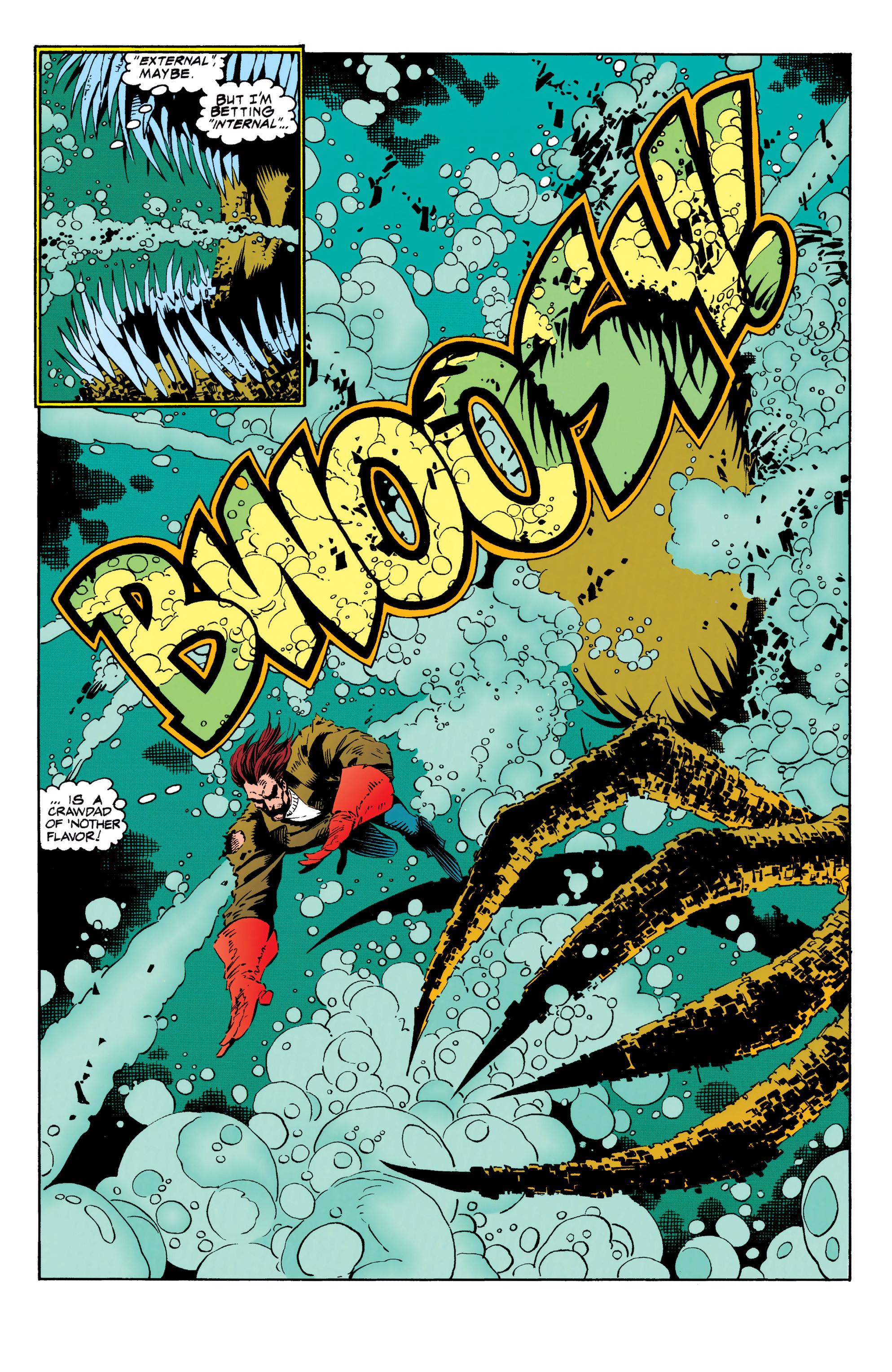 Read online Uncanny X-Men (1963) comic -  Issue #313 - 4