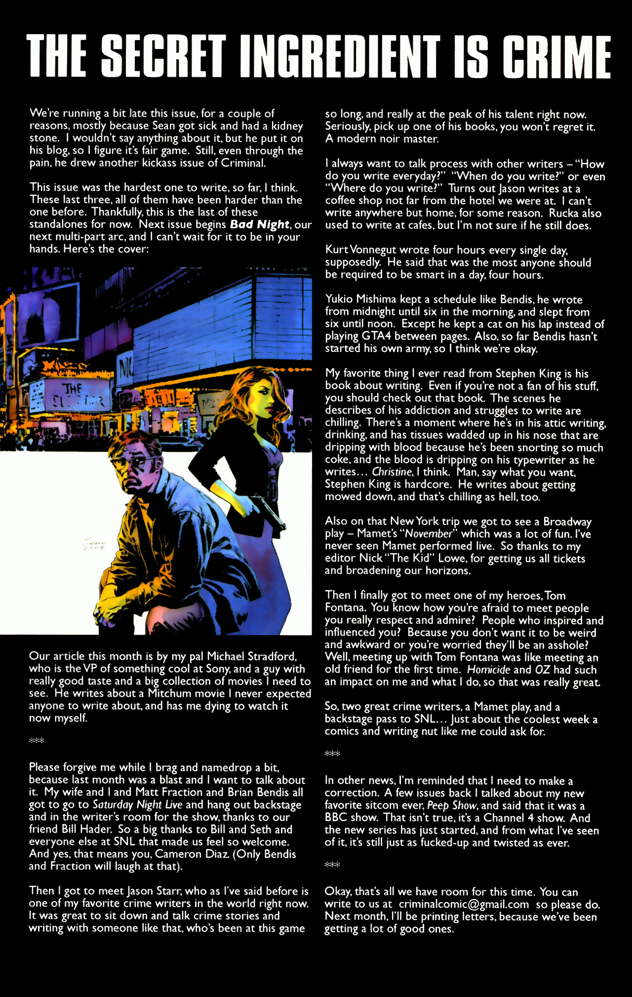 Read online Criminal (2008) comic -  Issue #3 - 33