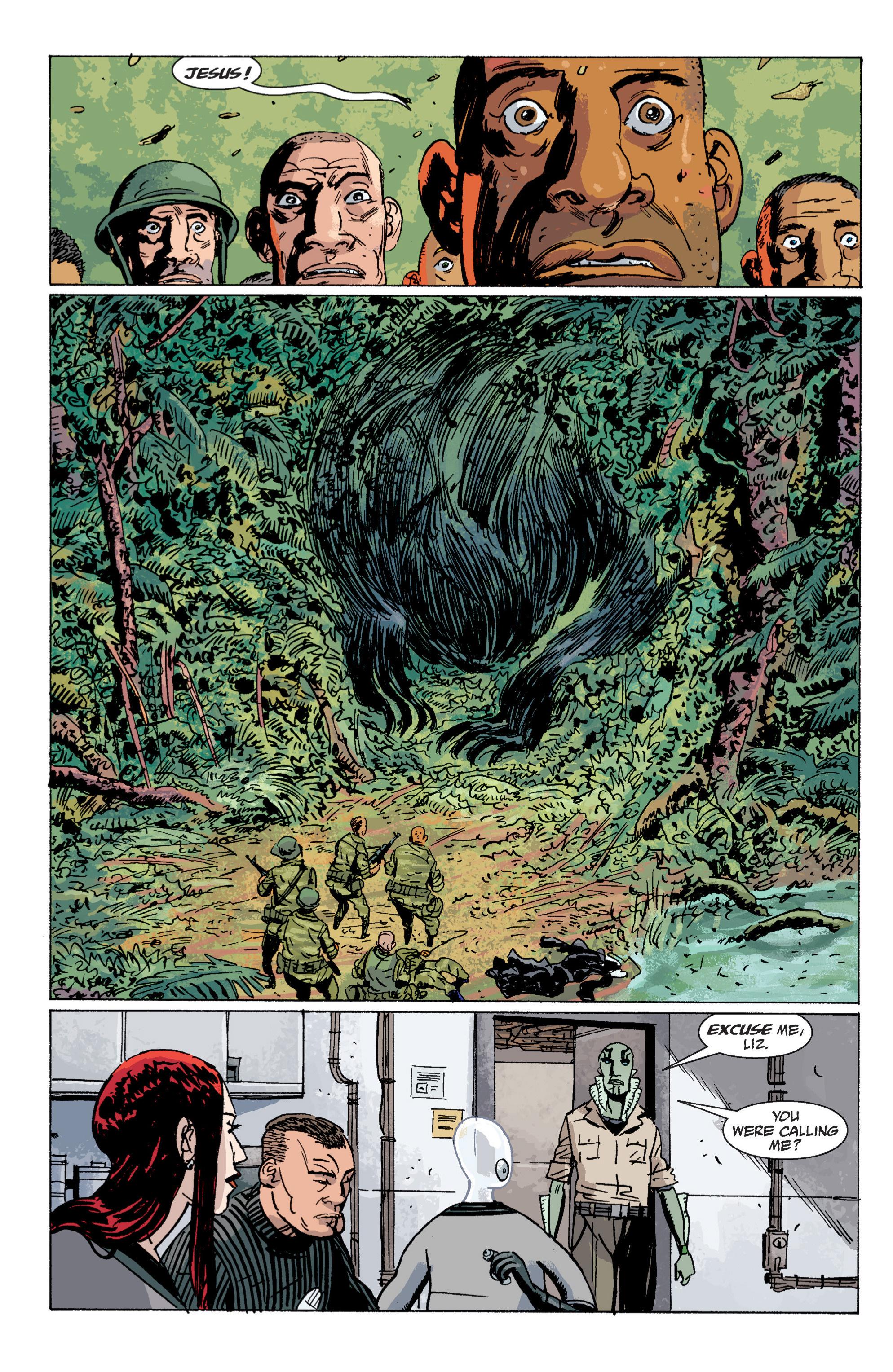 Read online B.P.R.D. (2003) comic -  Issue # TPB 6 - 43