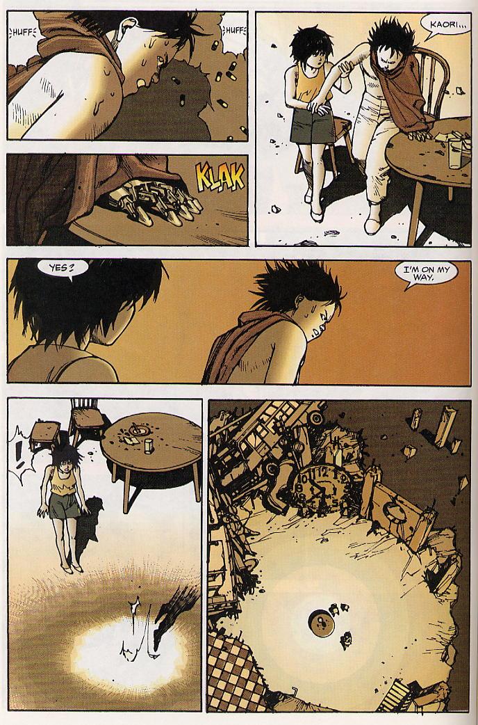 Read online Akira comic -  Issue #19 - 59