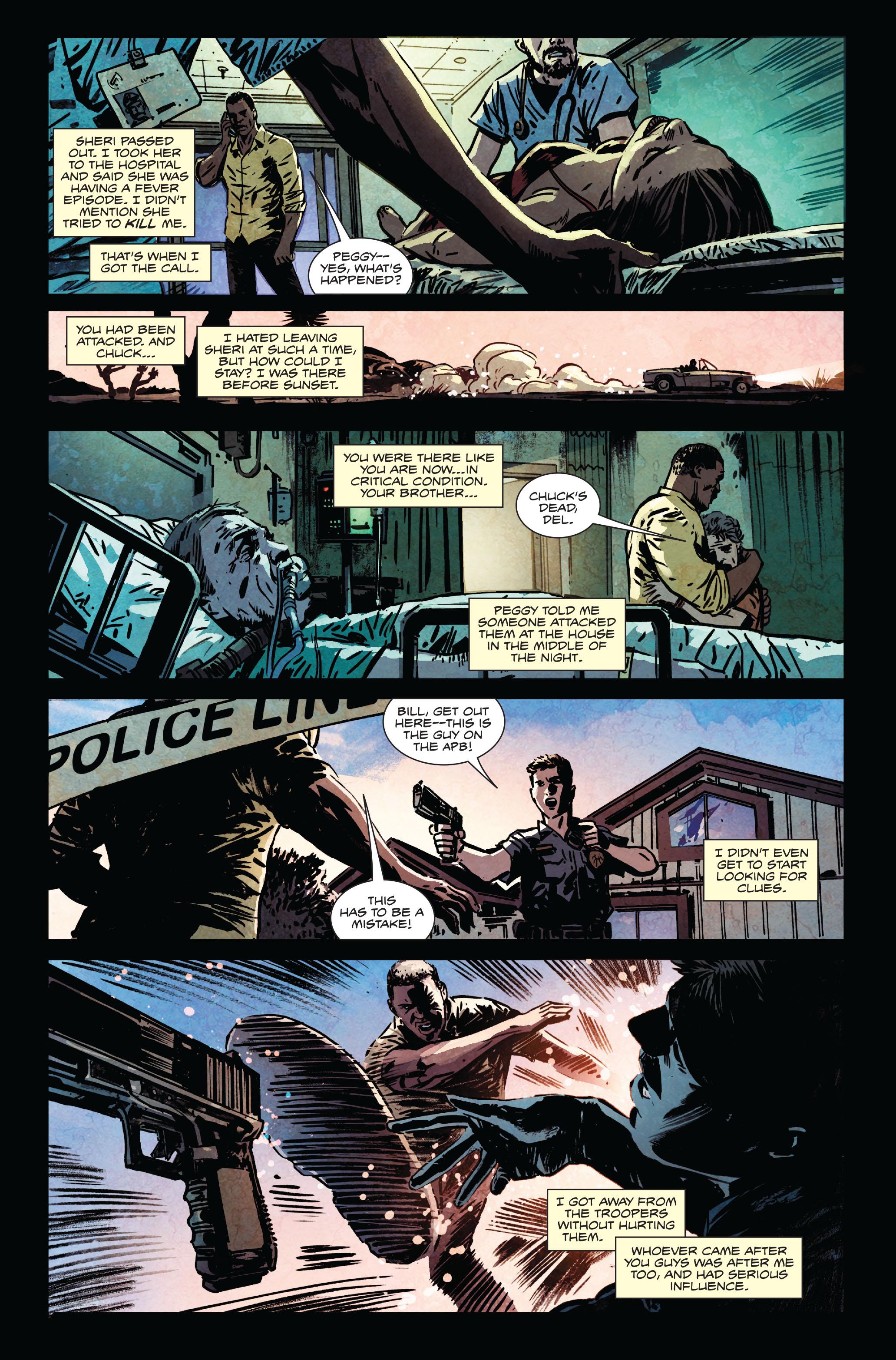 Read online Atlas comic -  Issue #1 - 14