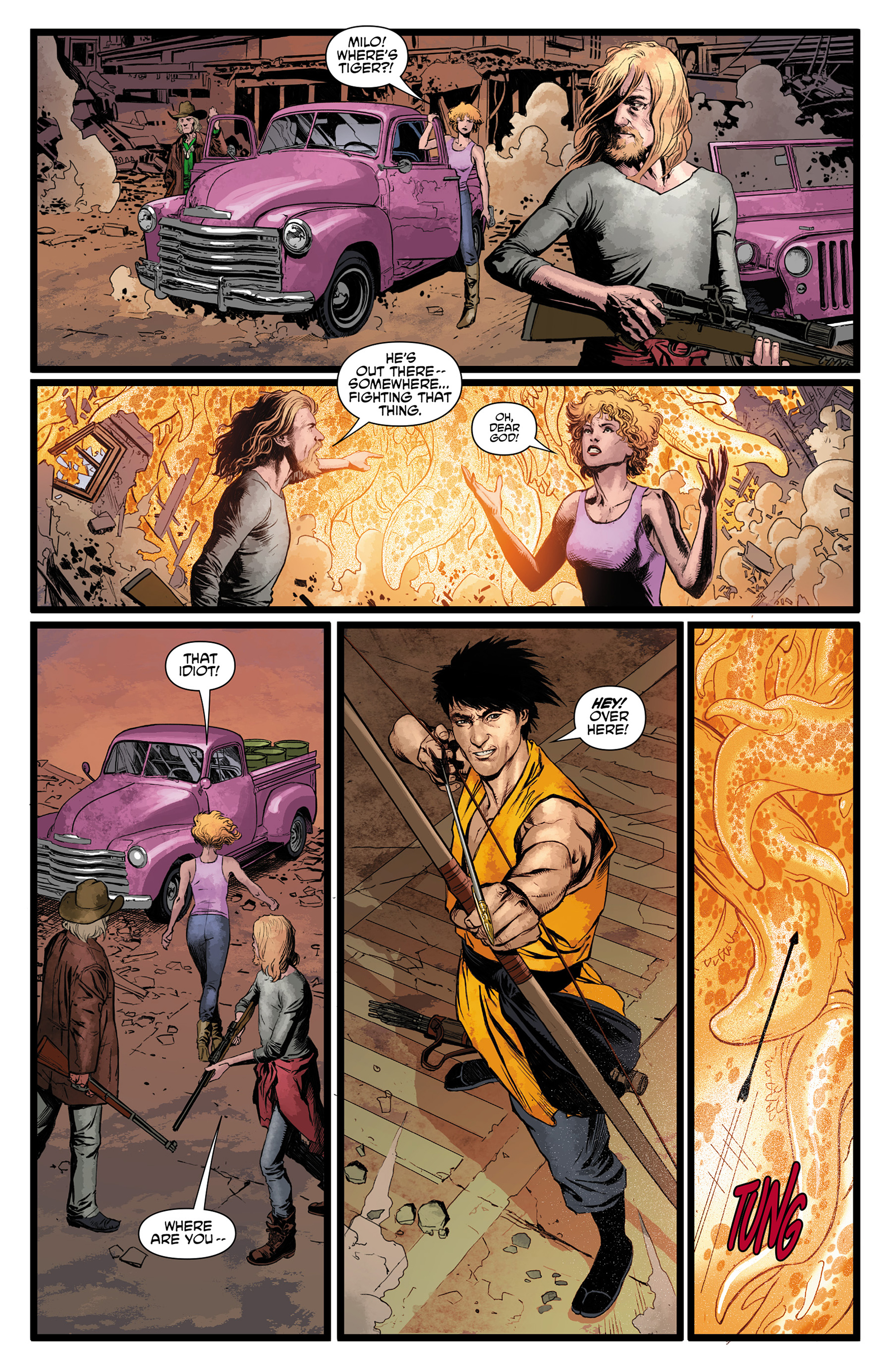Read online King Tiger comic -  Issue #3 - 22