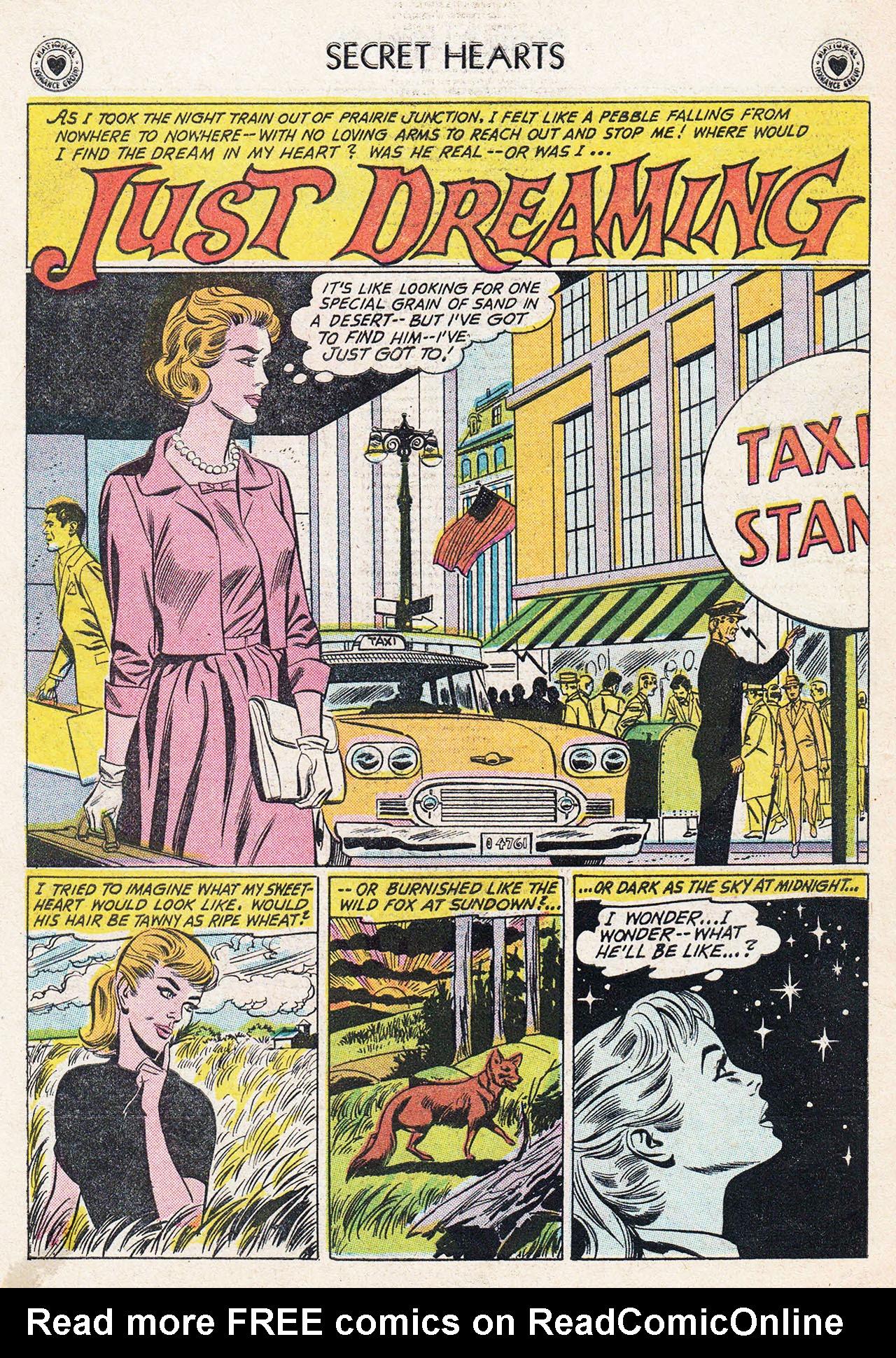 Read online Secret Hearts comic -  Issue #75 - 10