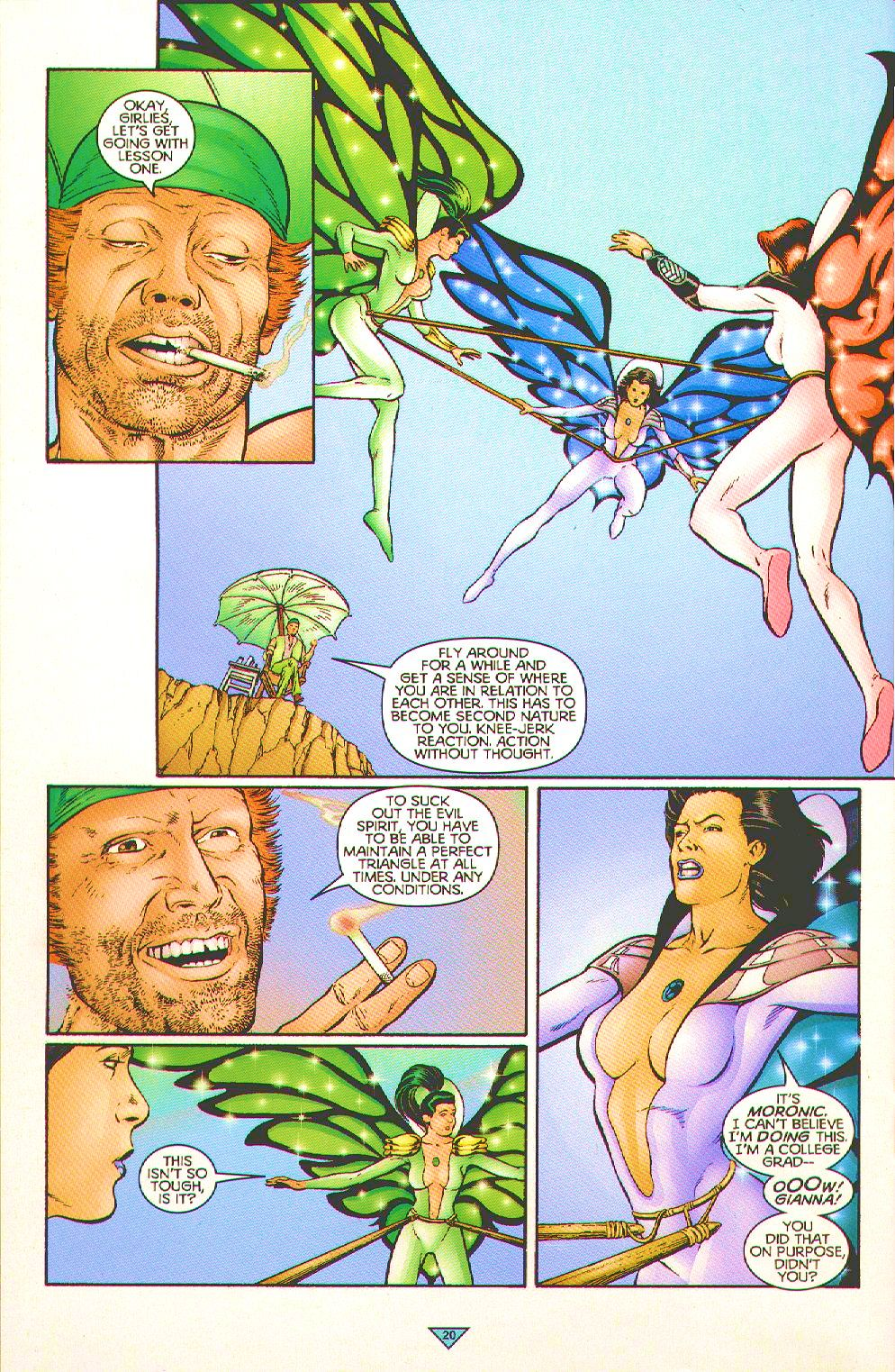 Read online Trinity Angels comic -  Issue #5 - 14