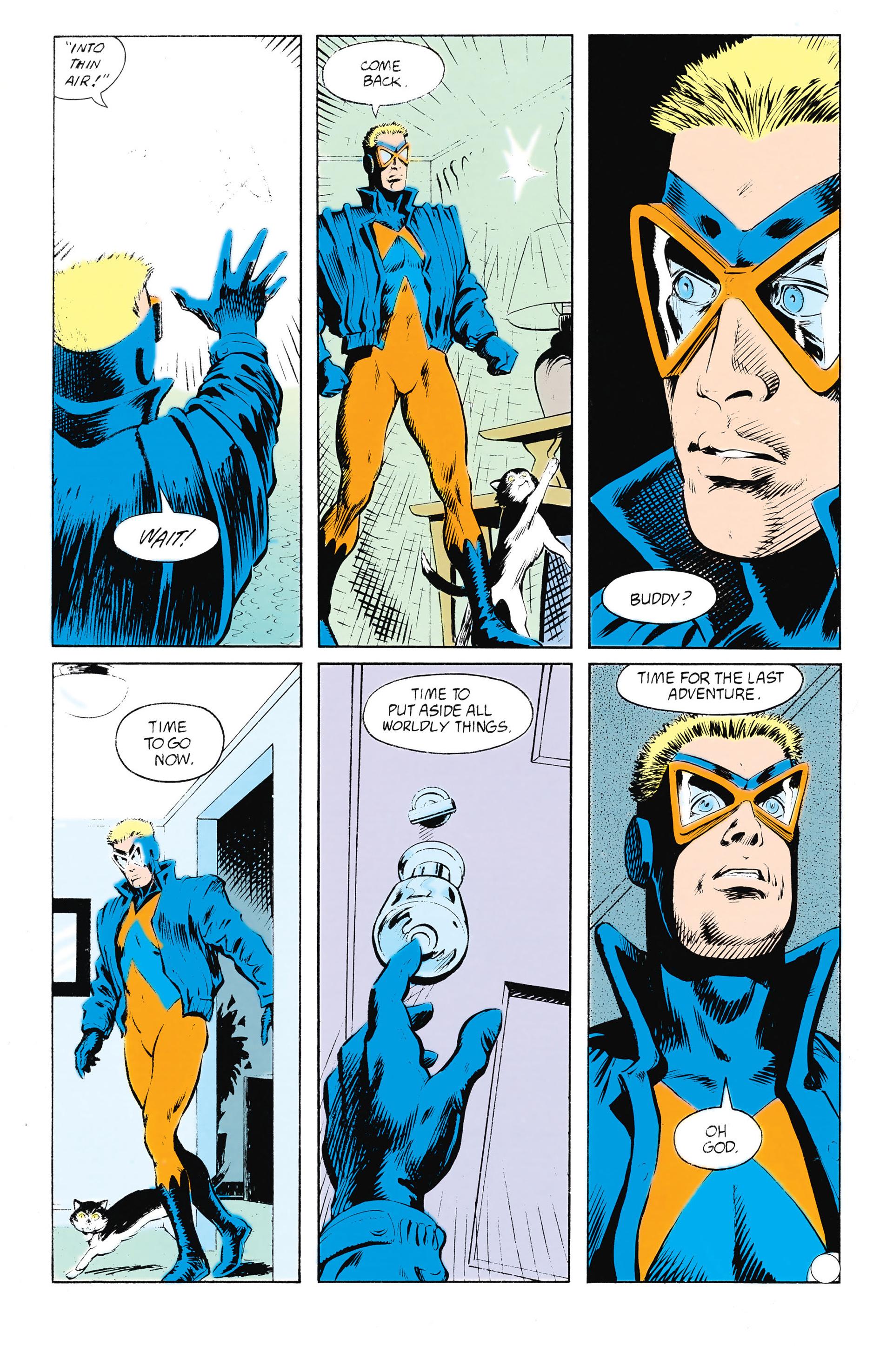 Read online Animal Man (1988) comic -  Issue #24 - 24