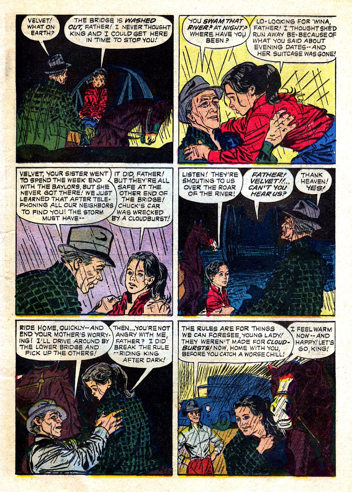 Four Color Comics issue 1195 - Page 13