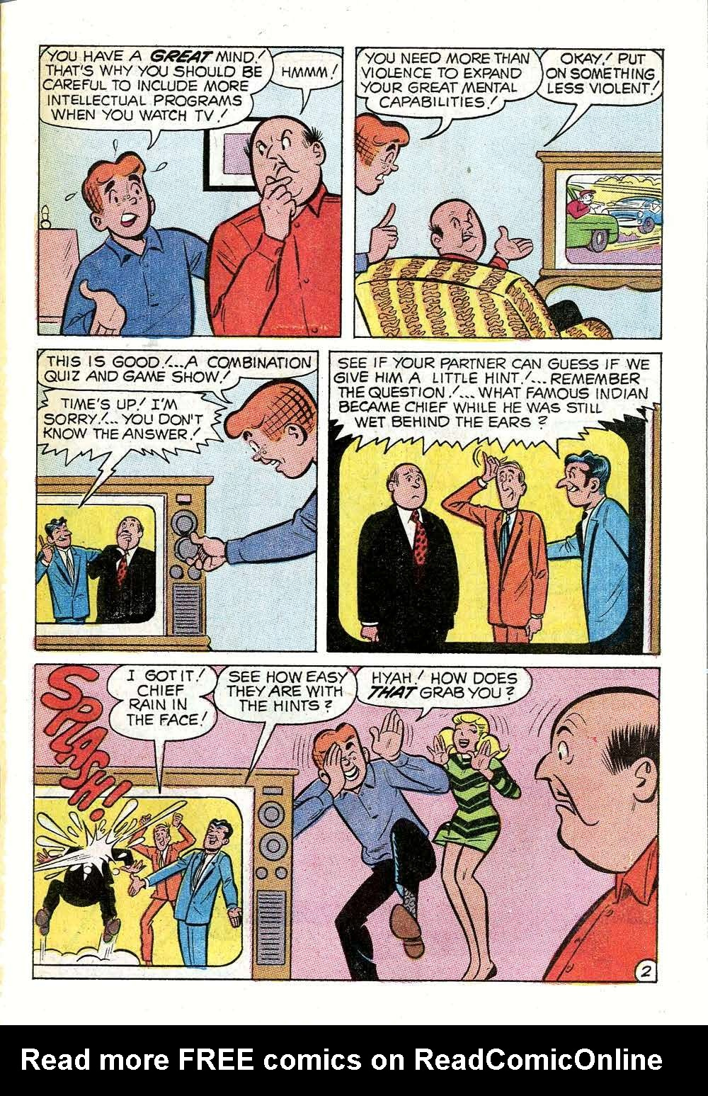 Read online Archie (1960) comic -  Issue #198 - 29