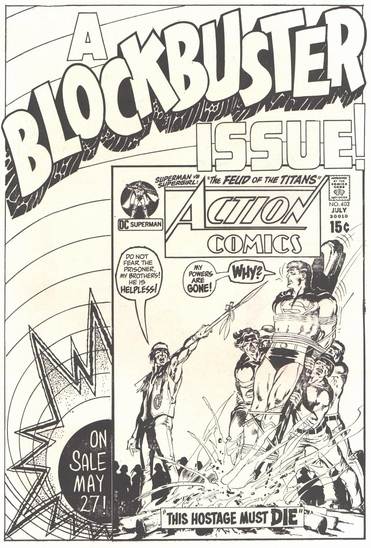 Read online Adventure Comics (1938) comic -  Issue #408 - 2