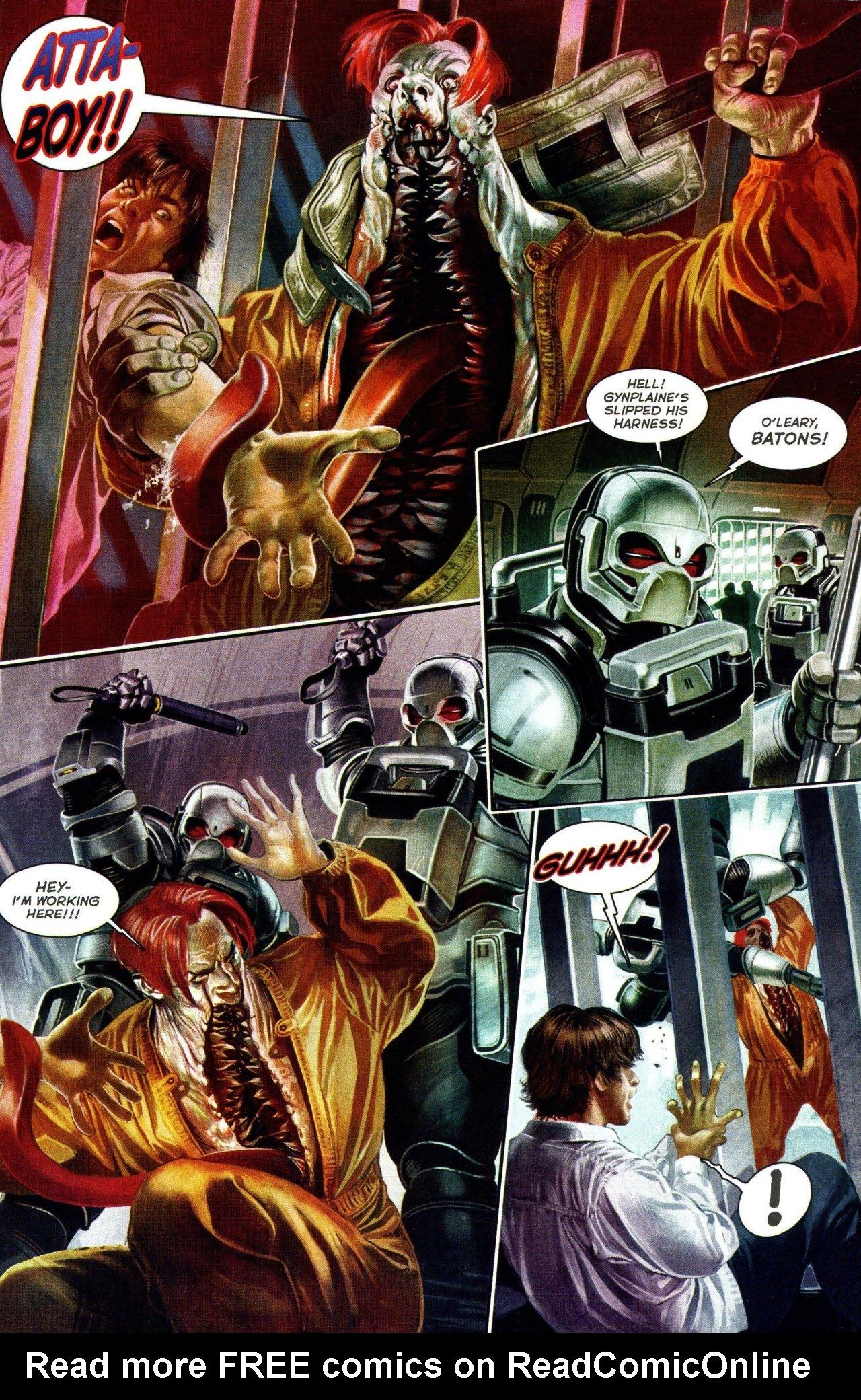 Read online Shark-Man comic -  Issue #3 - 18