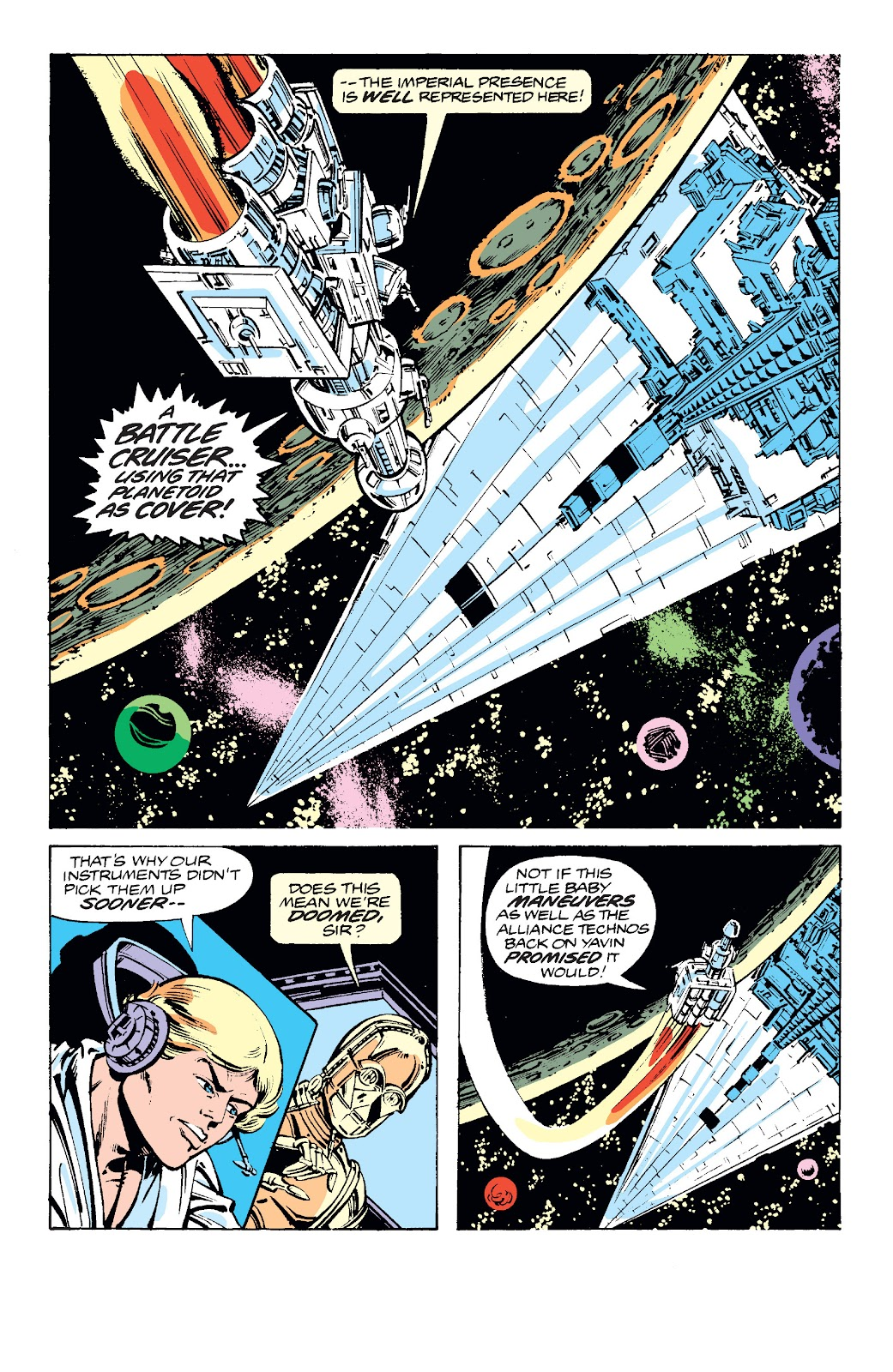 Read online Star Wars Legends: The Original Marvel Years - Epic Collection comic -  Issue # TPB 2 (Part 1) - 66