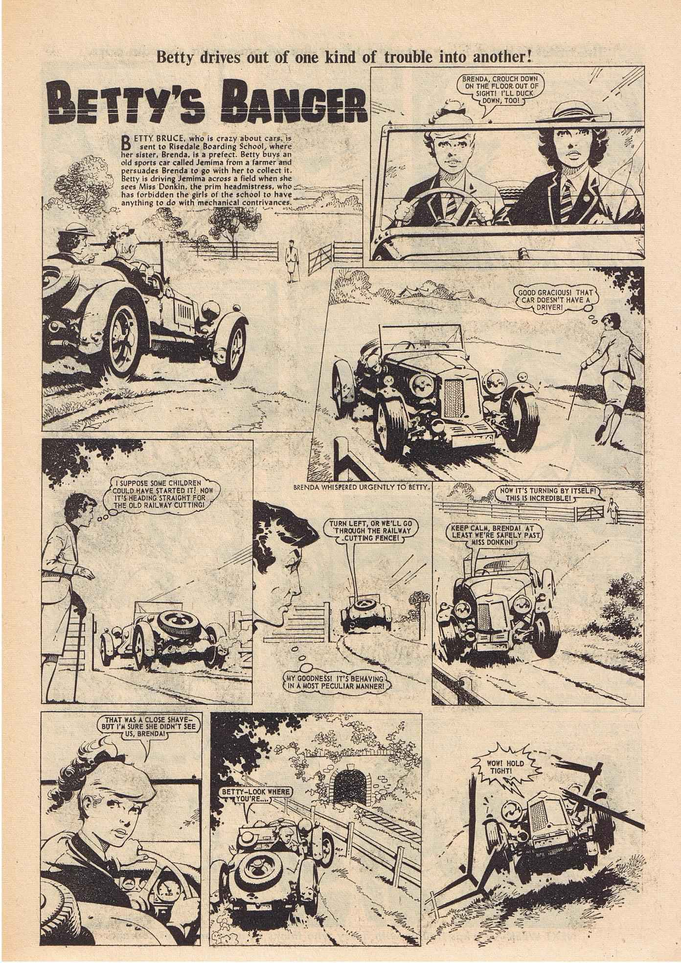 Read online Judy comic -  Issue #316 - 24