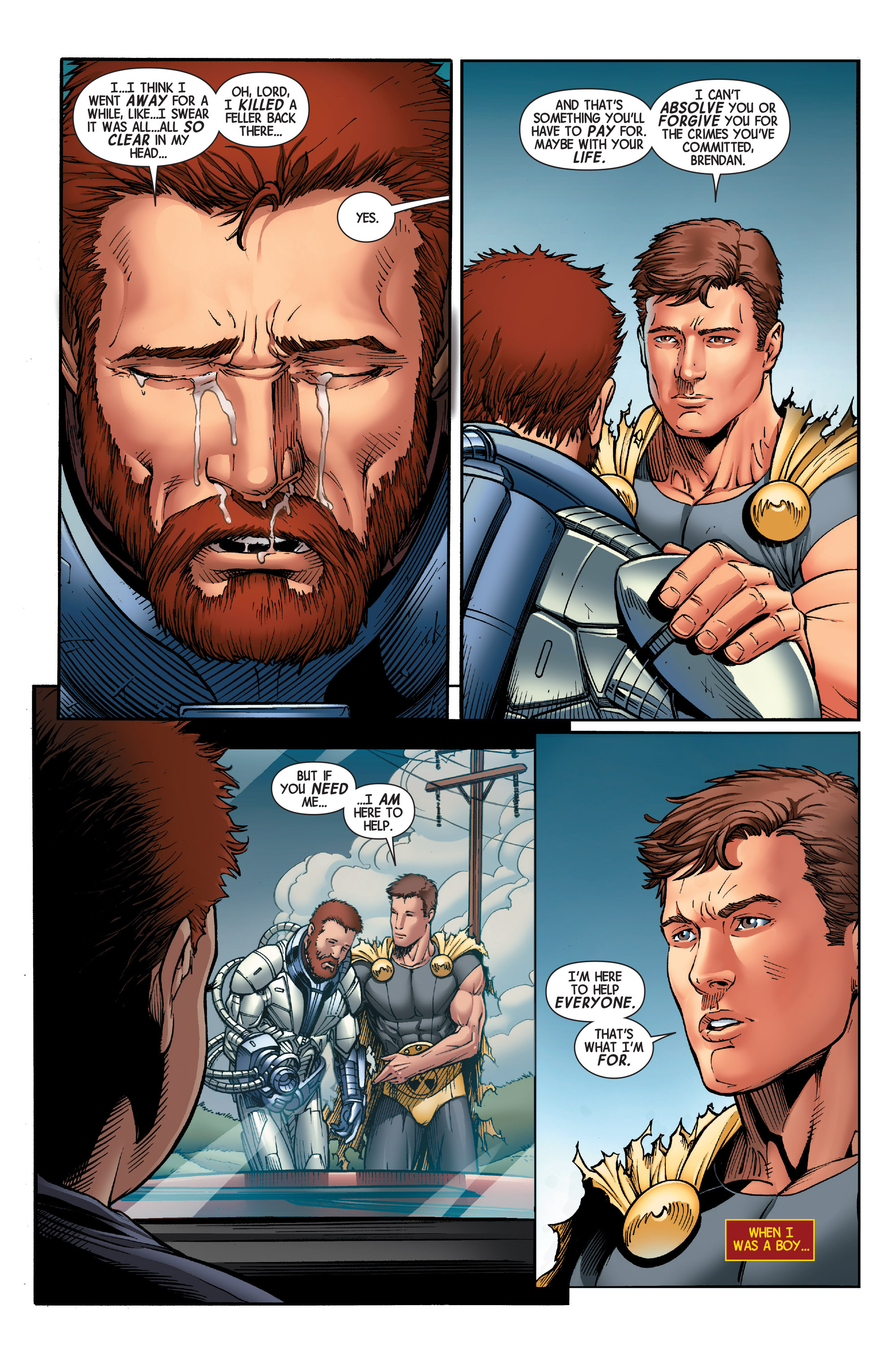 Read online Avengers (2013) comic -  Issue #34.1 - 29