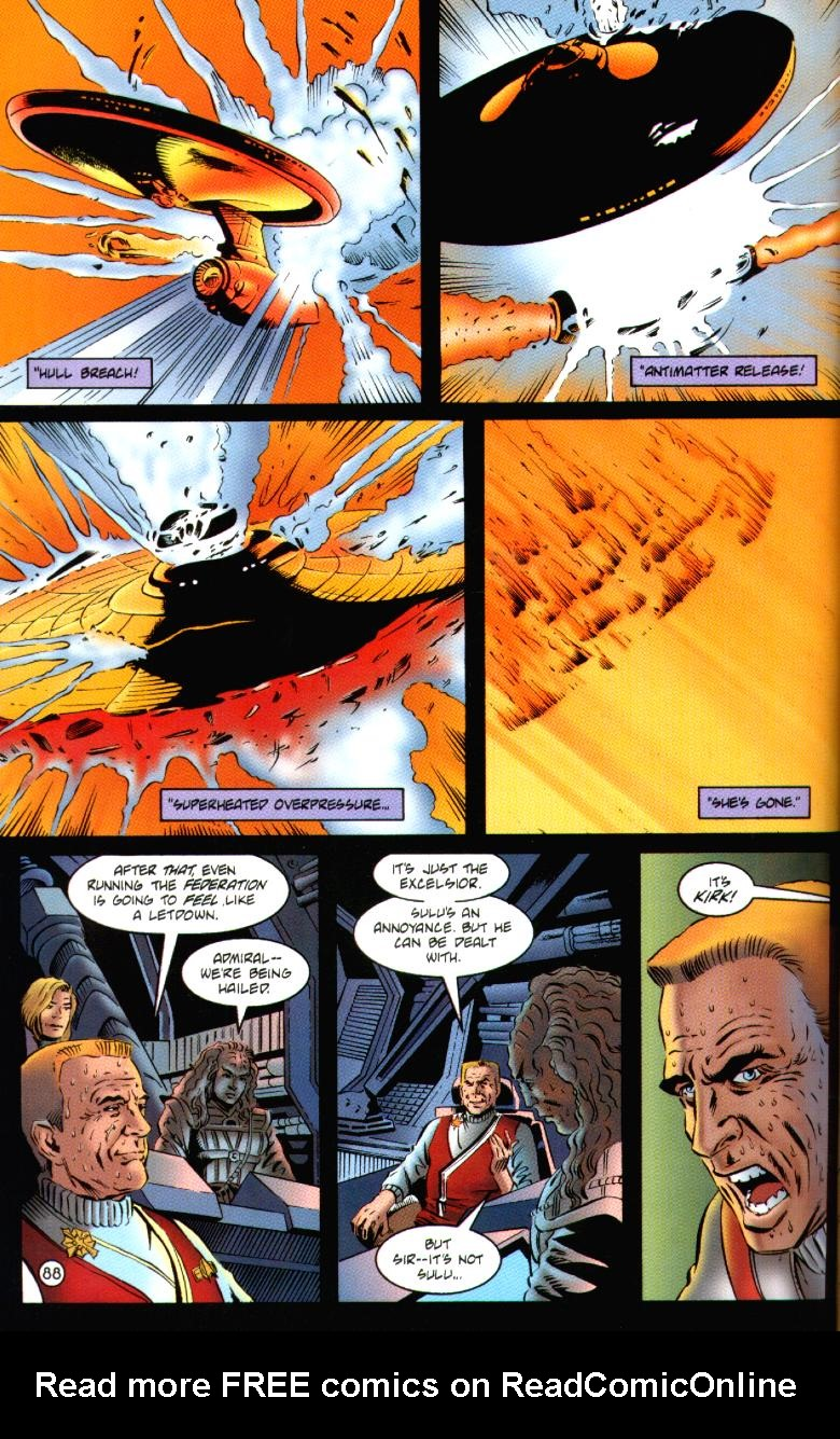 Read online Star Trek: The Ashes of Eden comic -  Issue # Full - 94