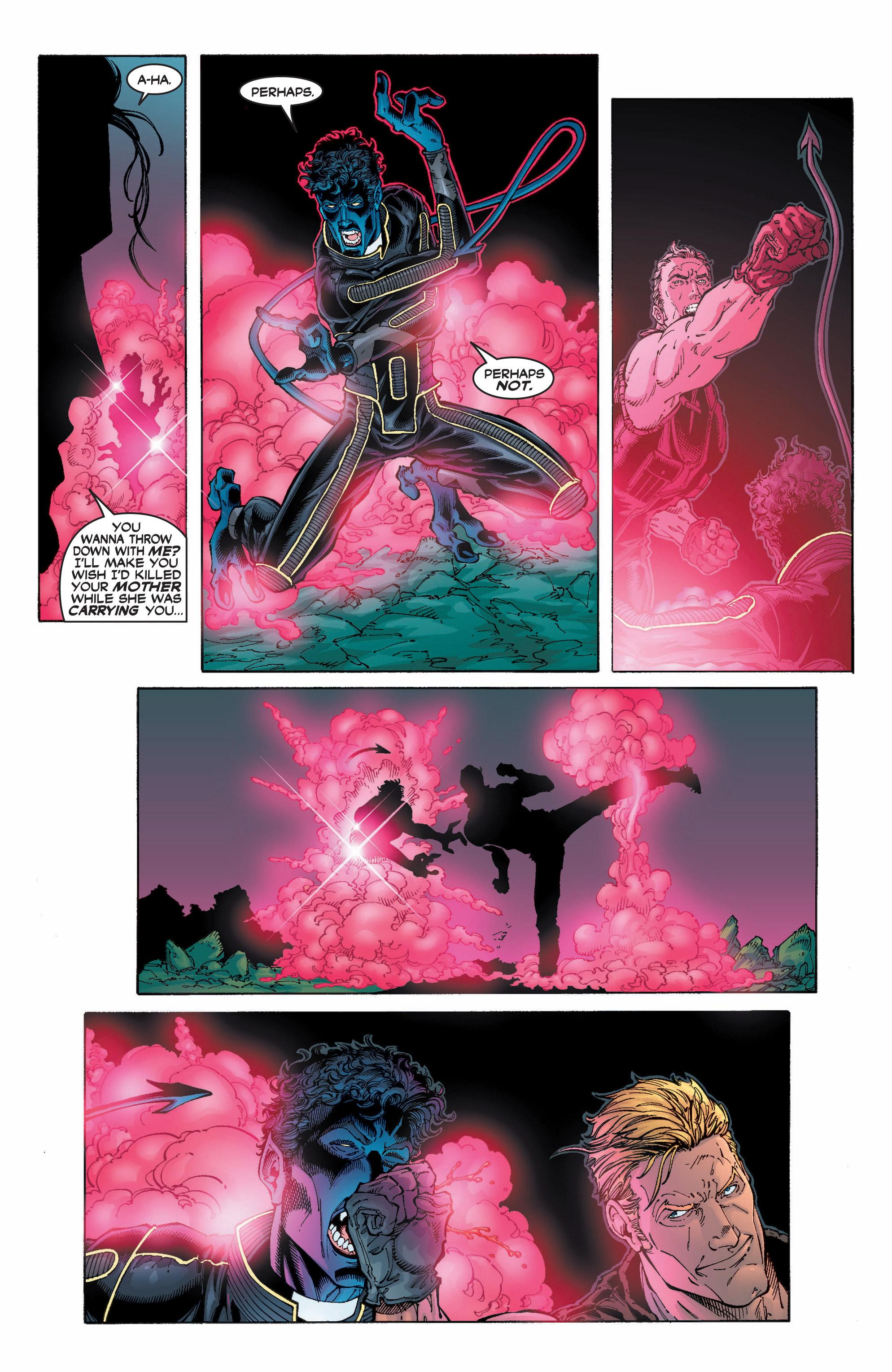 Read online Uncanny X-Men (1963) comic -  Issue #396 - 17