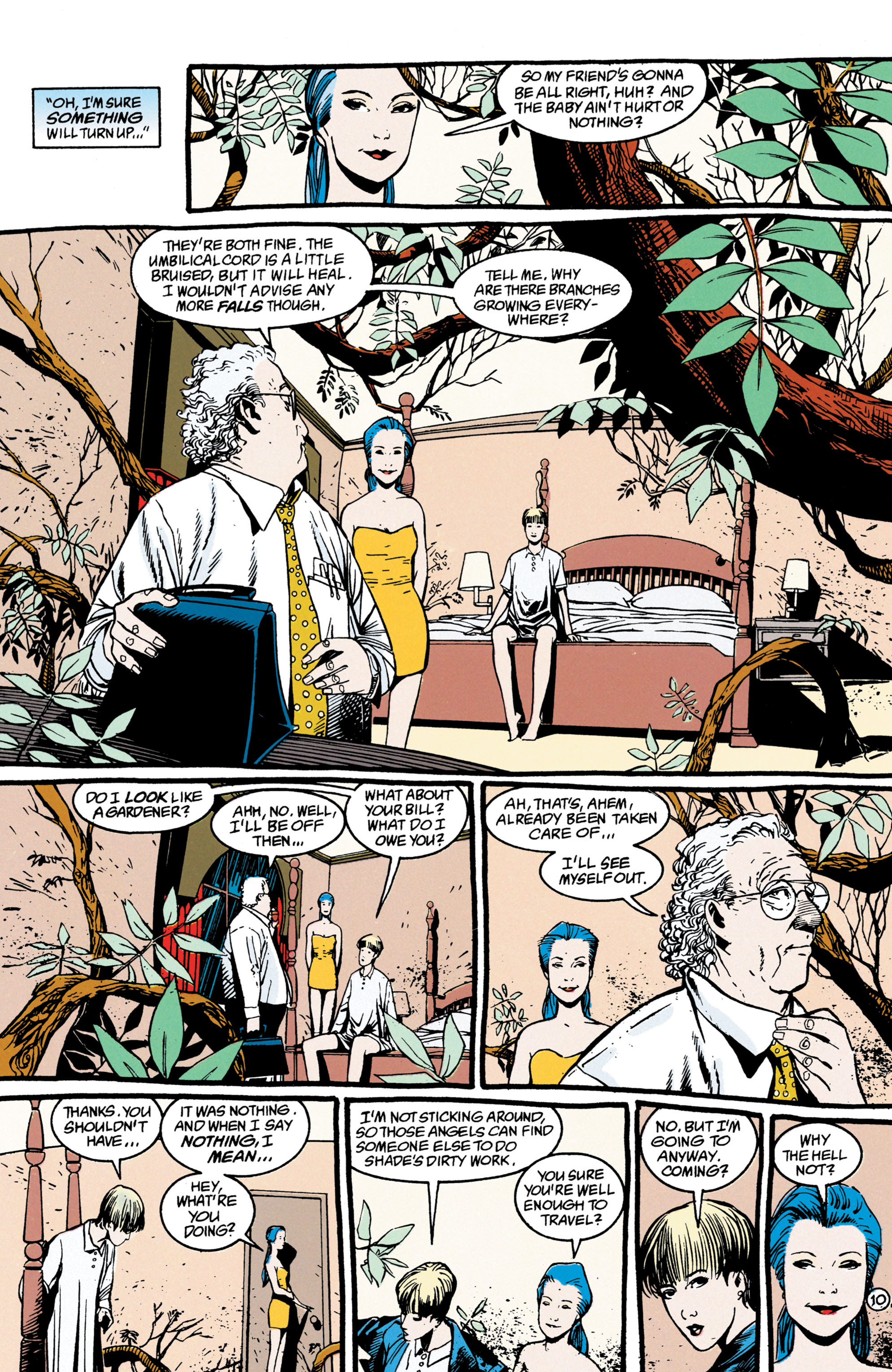 Read online Shade, the Changing Man comic -  Issue #47 - 11