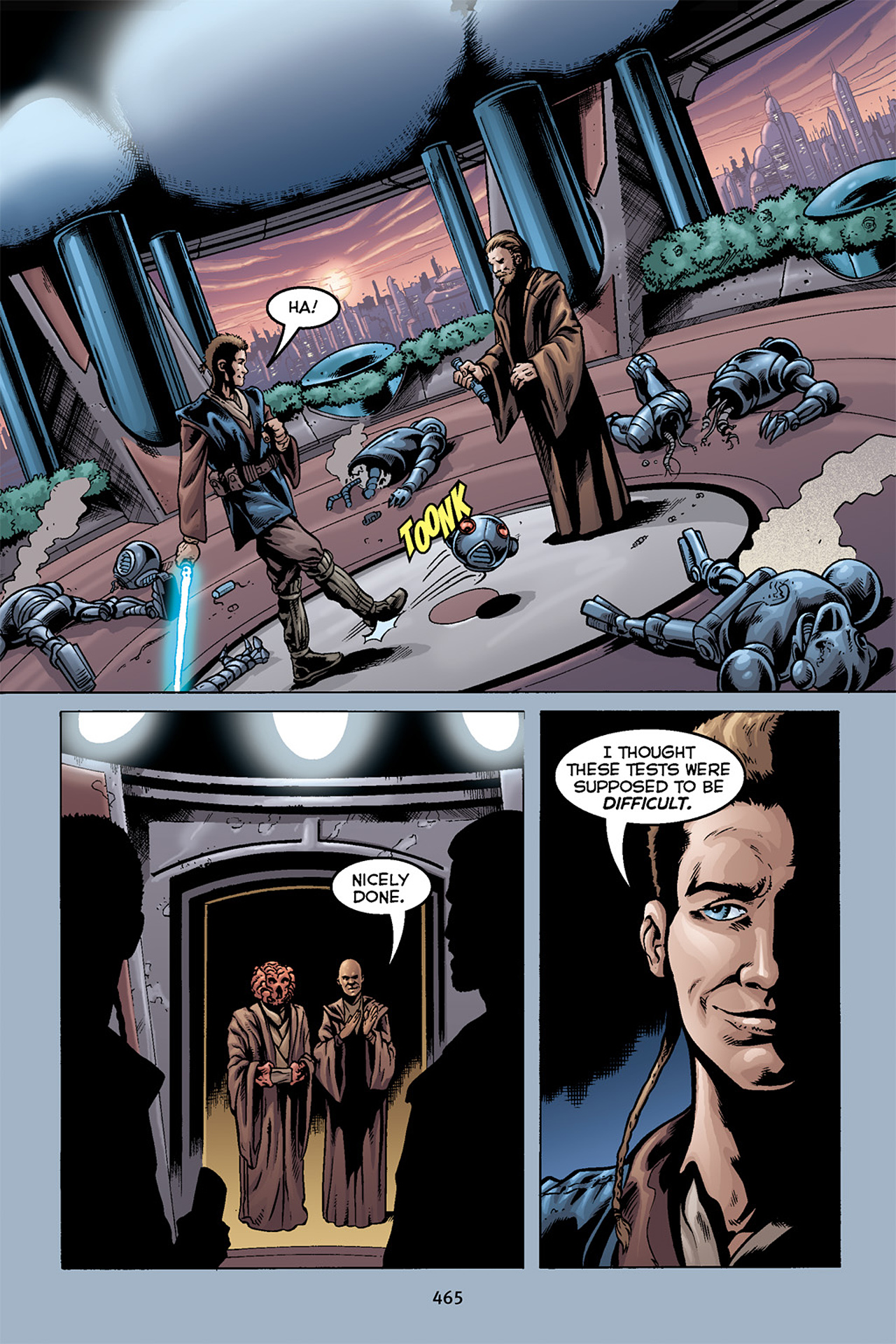 Read online Star Wars Omnibus comic -  Issue # Vol. 10 - 458